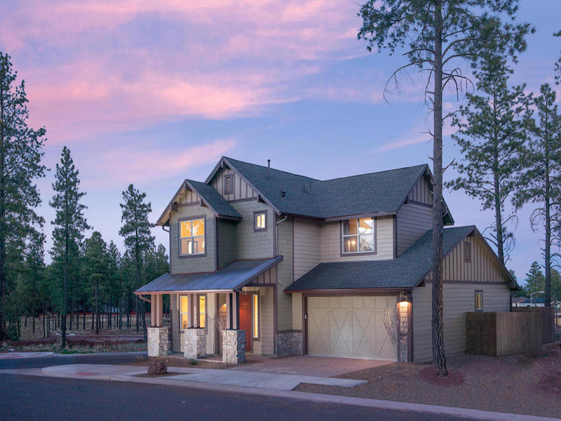Single Family Home for Sale at Quality Miramonte Homes Construction 2909 W Paz De Avenida Flagstaff, Arizona 86001 United States