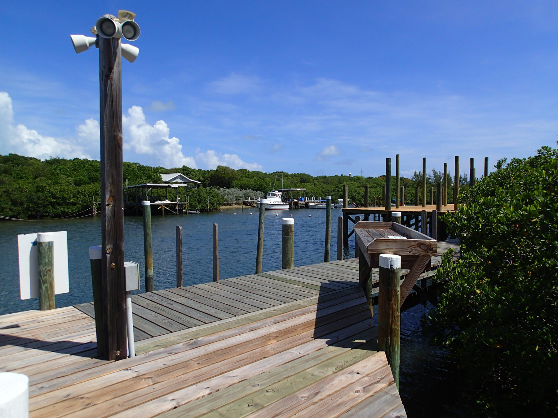 Additional photo for property listing at Nigh Creek Dock Slips H, I & J Elbow Cay Hope Town, Abaco Bahamas