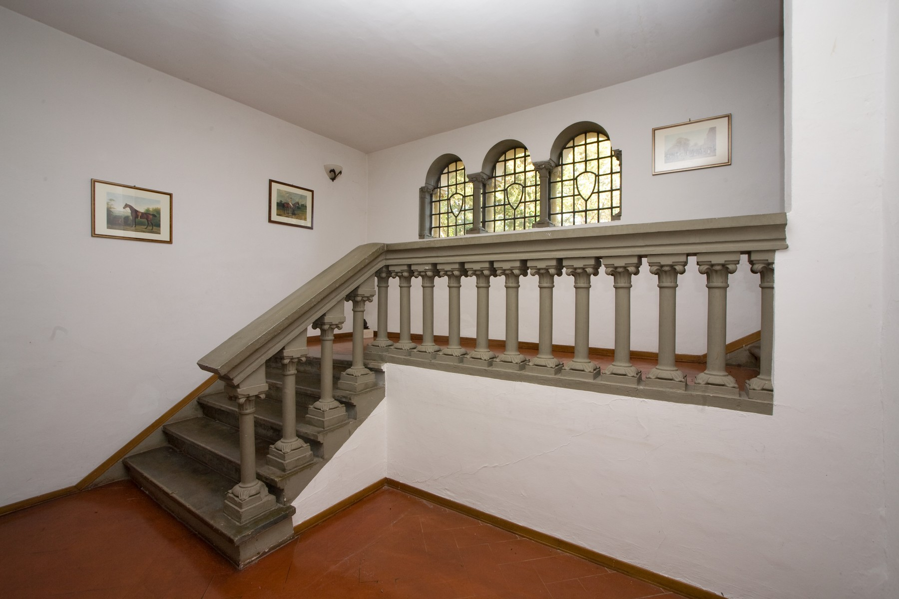 Property Of Medieval tower with classic Villa near Florence