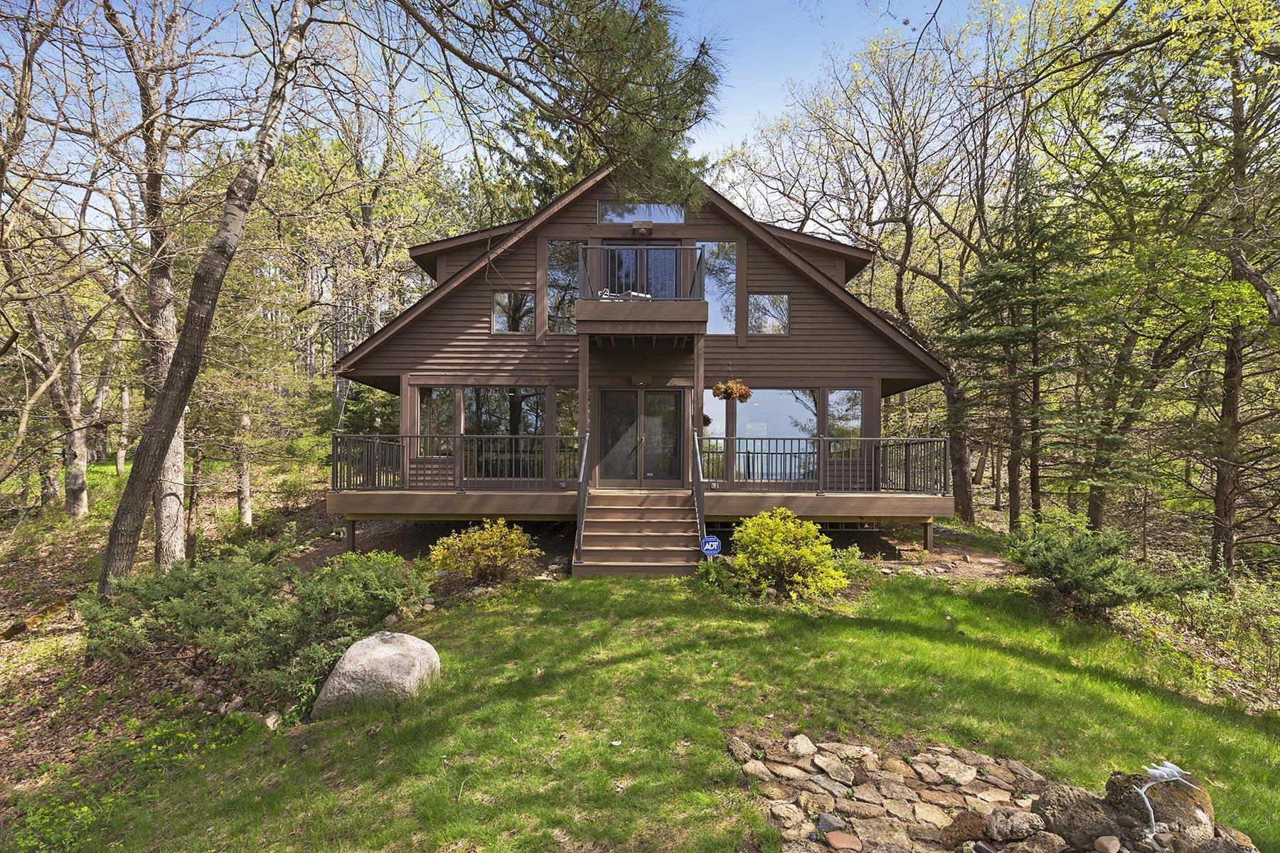Maison unifamiliale pour l Vente à 183 Glenmont Road River Falls, Wisconsin, 54022 États-Unis