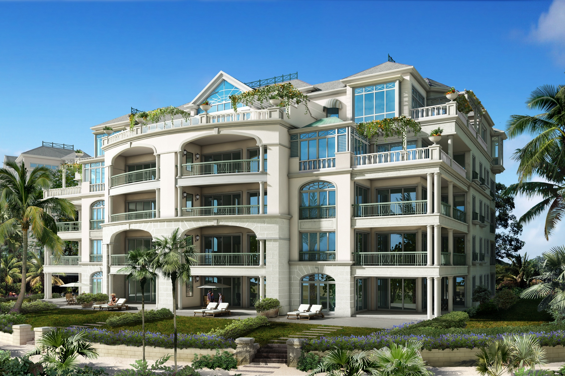 Condominium for Sale at The Shore Club ~ Suite 1103 Beachfront Long Bay, Providenciales TC Turks And Caicos Islands