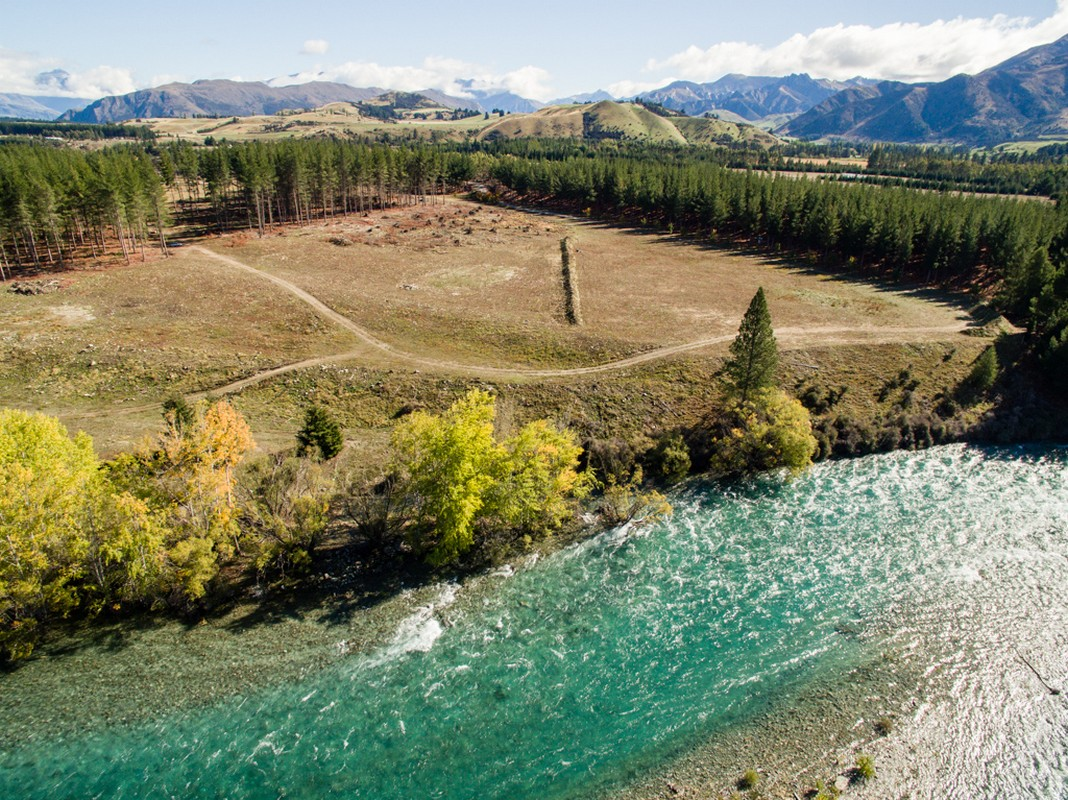 Land für Verkauf beim Lot 4 River's End Lot 4 River's End 600 Lake Hawea-Albert Town Road Wanaka, Otago, 9382 Neuseeland