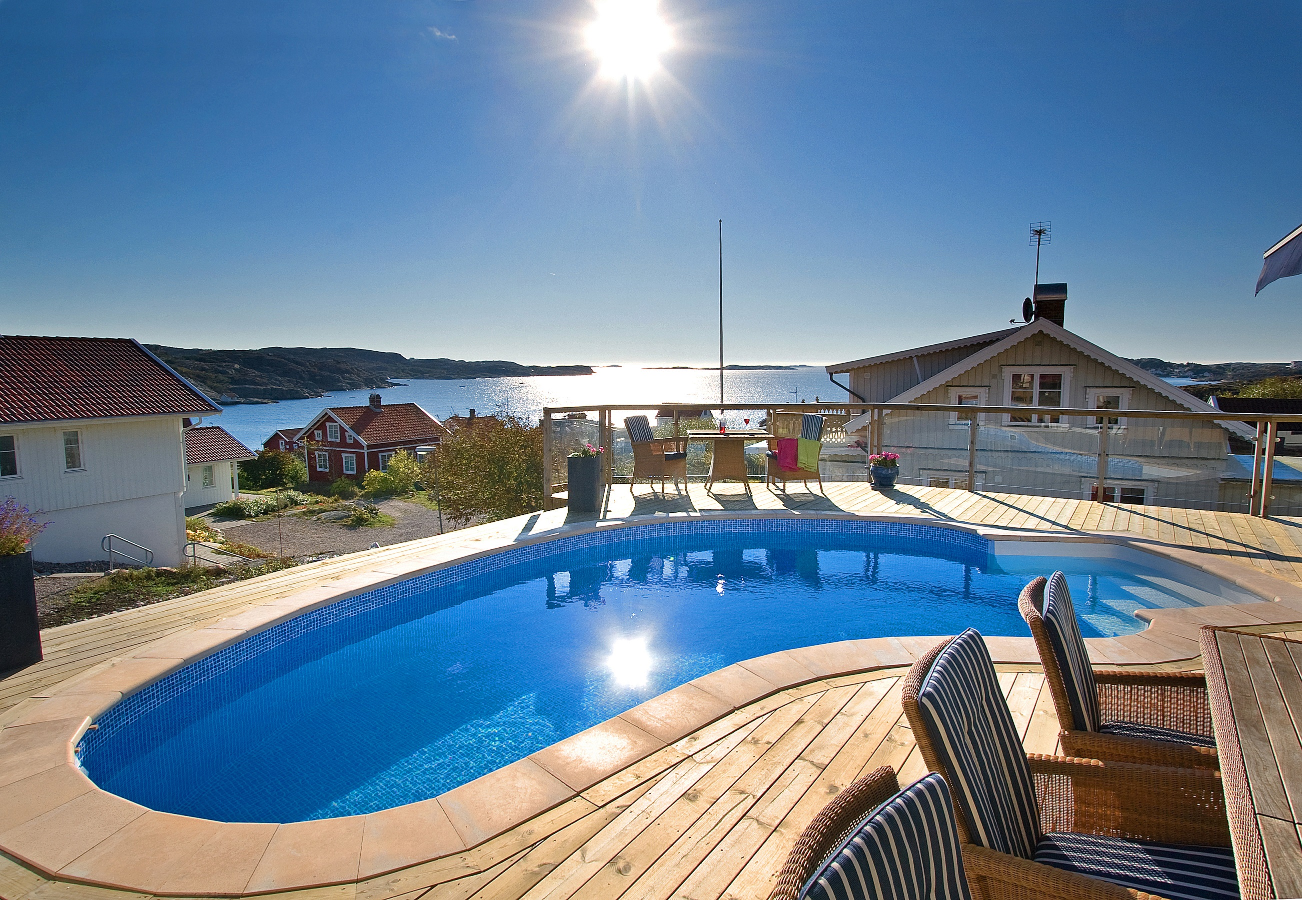 Einfamilienhaus für Verkauf beim Fantastic property in perfect condition by the sea Solbacken 4 Other Vastra Gotaland, Vastra Gotaland 45178 Schweden