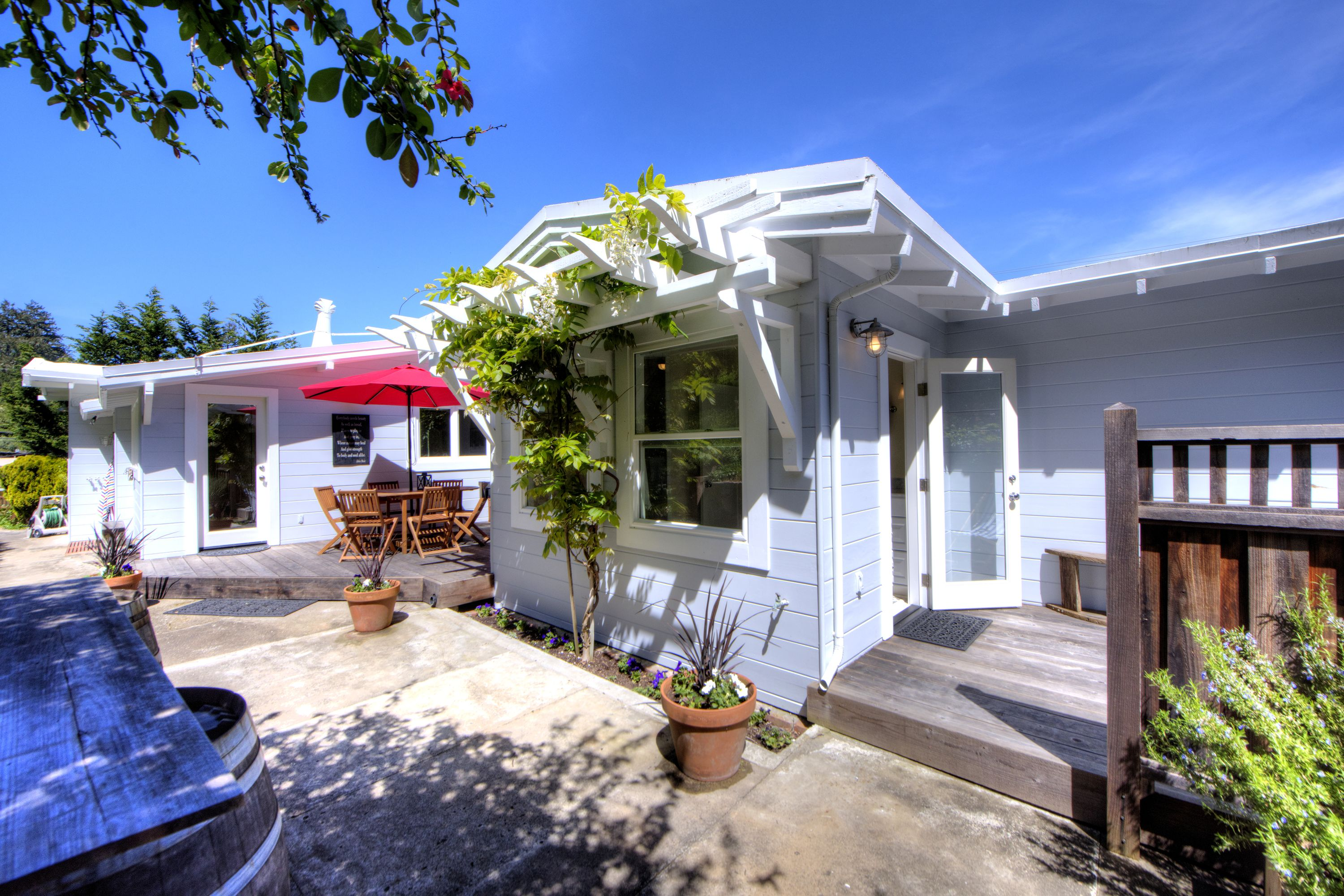 Single Family Home for Sale at Wonderful Coastal Cottage 3 Vallejo Avenue Inverness, California, 94937 United States