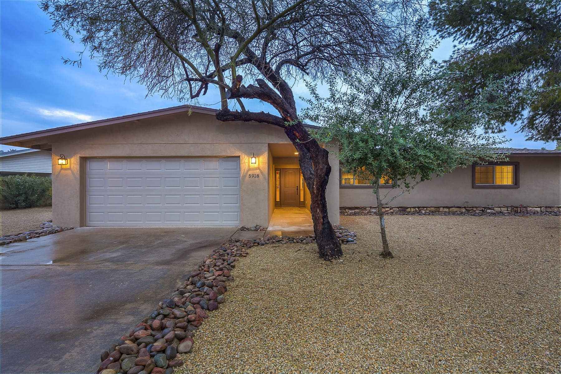 sales property at Fully Remodeled Paradise Valley Home with Mountain Views