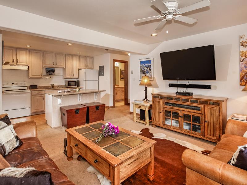 Maison unifamiliale pour l Vente à East Aspen 326 Midland Avenue #206 Aspen, Colorado 81611 États-Unis