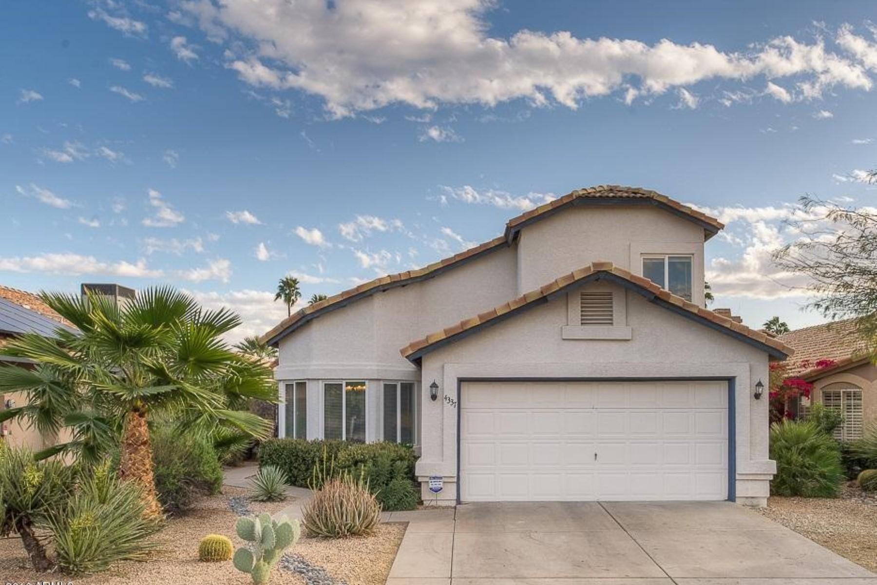 独户住宅 为 销售 在 Move-in ready beautiful home is in the highly desirable neighborhood 4337 E Rosemonte Dr 菲尼克斯(凤凰城), 亚利桑那州, 85050 美国