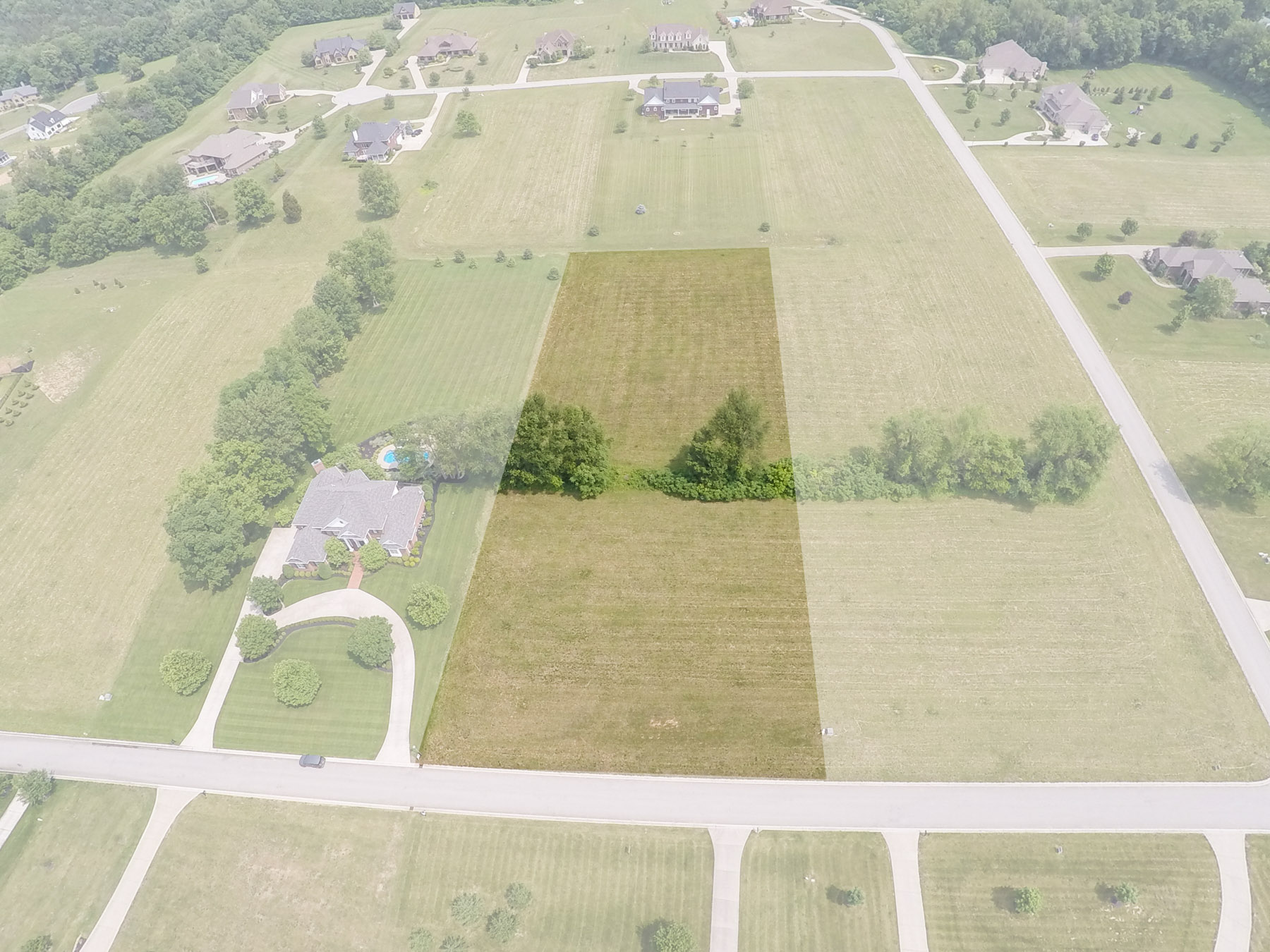 Land for Sale at 9608 W. View Court Crestwood, Kentucky 40014 United States