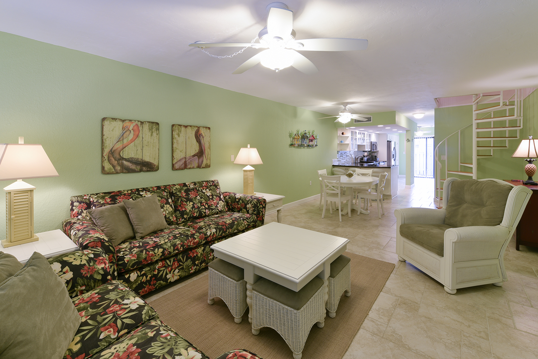Townhouse for Sale at Bayfront Townhouse 87200 Overseas Highway F9 Florida Keys, Islamorada, Florida, 33036 United States
