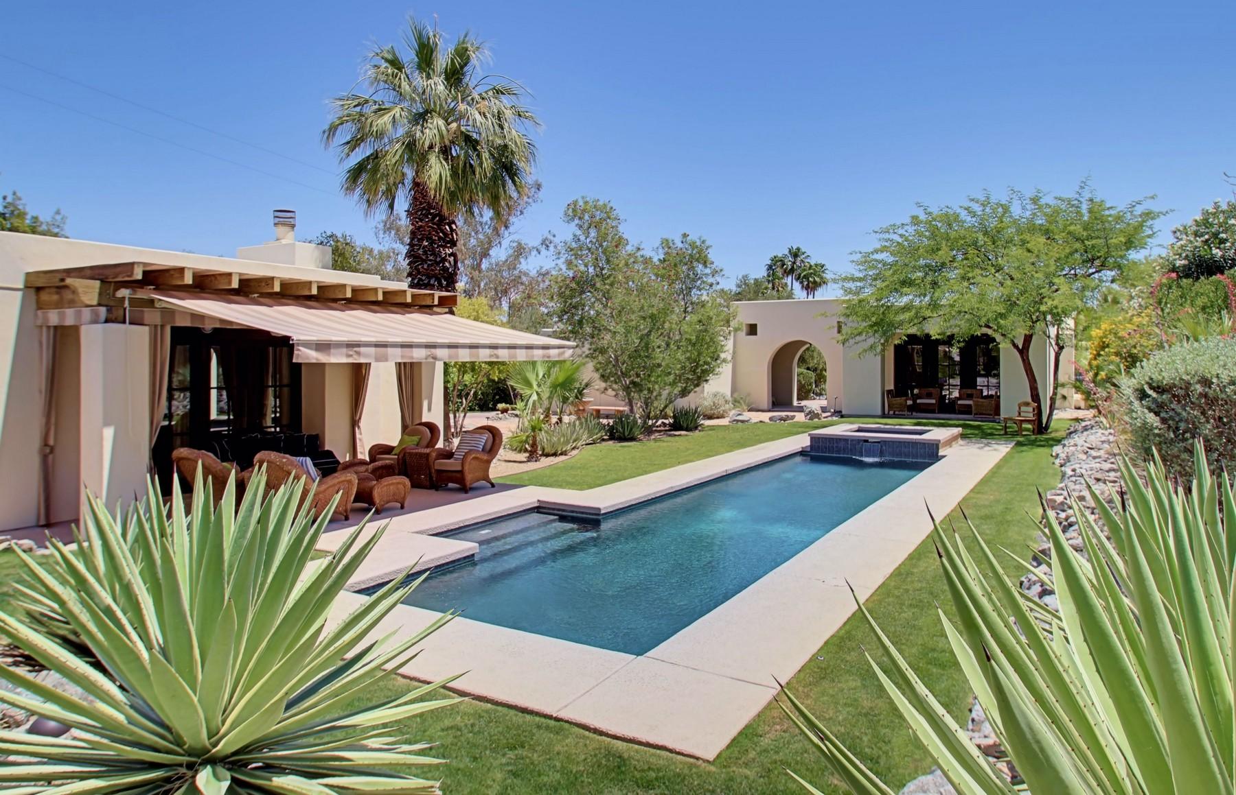Maison unifamiliale pour l Vente à 38755 Vista Drive Palm Springs, Californie, 92234 États-Unis