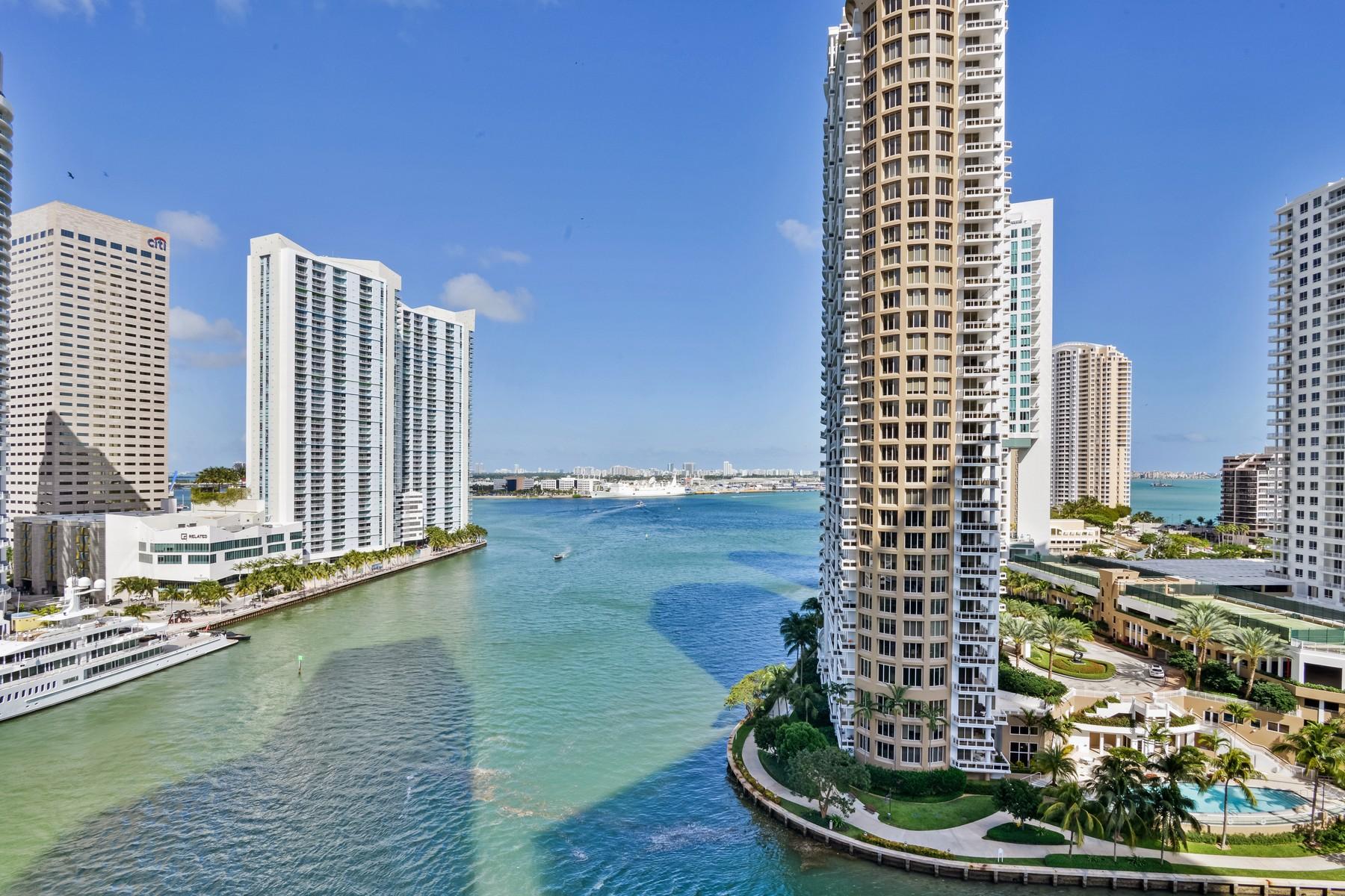 Condominium for Sale at 475 Brickell Ave #4012 Miami, Florida 33131 United States