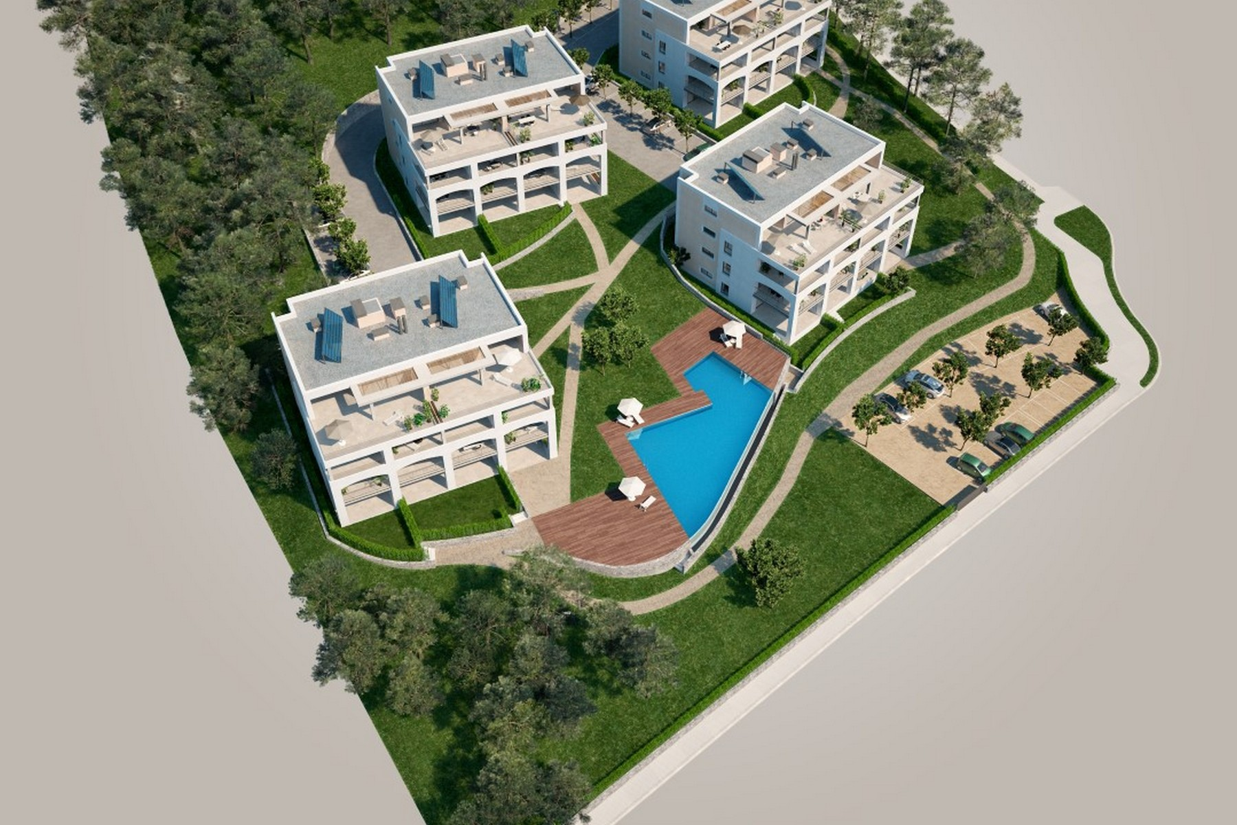 公寓 為 出售 在 New apartments in Santa Ponsa Santa Ponsa, 馬婁卡, 07180 西班牙