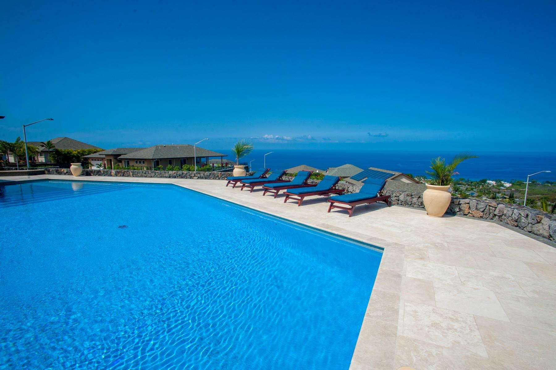 Einfamilienhaus für Verkauf beim Alii Heights 77-316 Hookaana St Kailua-Kona, Hawaii 96740 Vereinigte Staaten