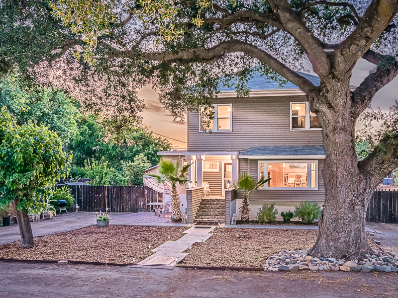 Single Family Home for Sale at A Piece of American History! 8705 Santa Rosa Road Atascadero, California 93422 United States