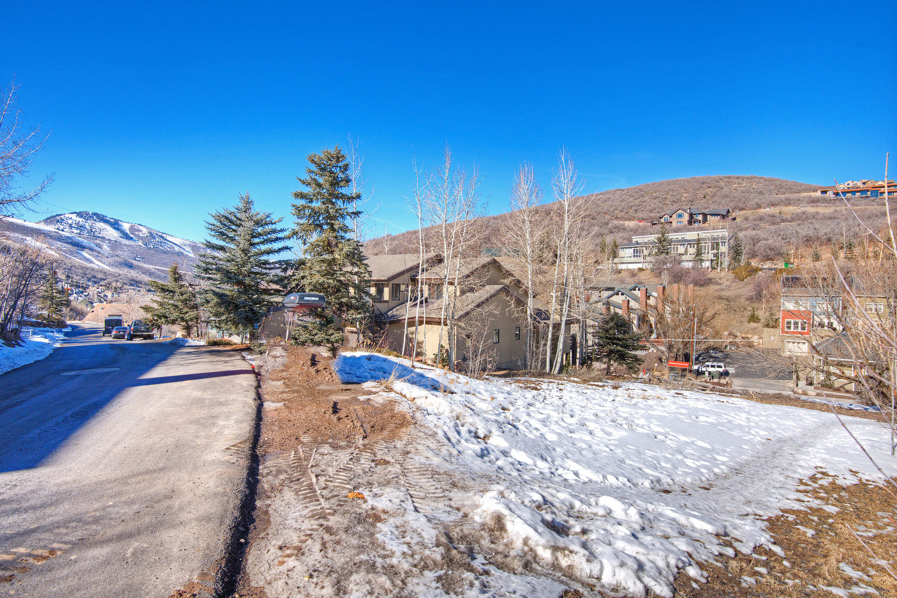 Земля для того Продажа на Fantastic Development Opportunity in Old Town Park City 553A & 533B Deer Valley Loop Rd Park City, Юта 84060 Соединенные Штаты