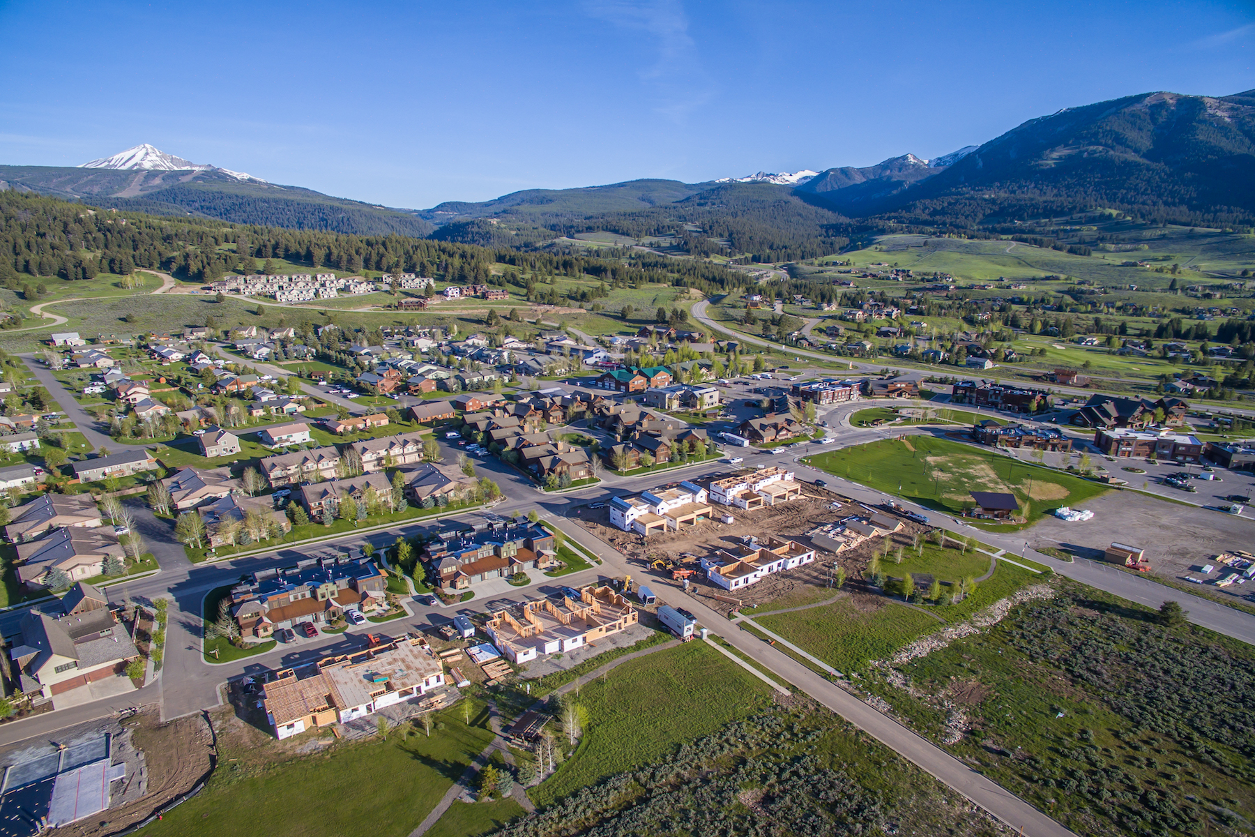 Piso por un Venta en Elevation 6000 80 Pheasant Tail Lane Unit 3 Big Sky, Montana, 59716 Estados Unidos