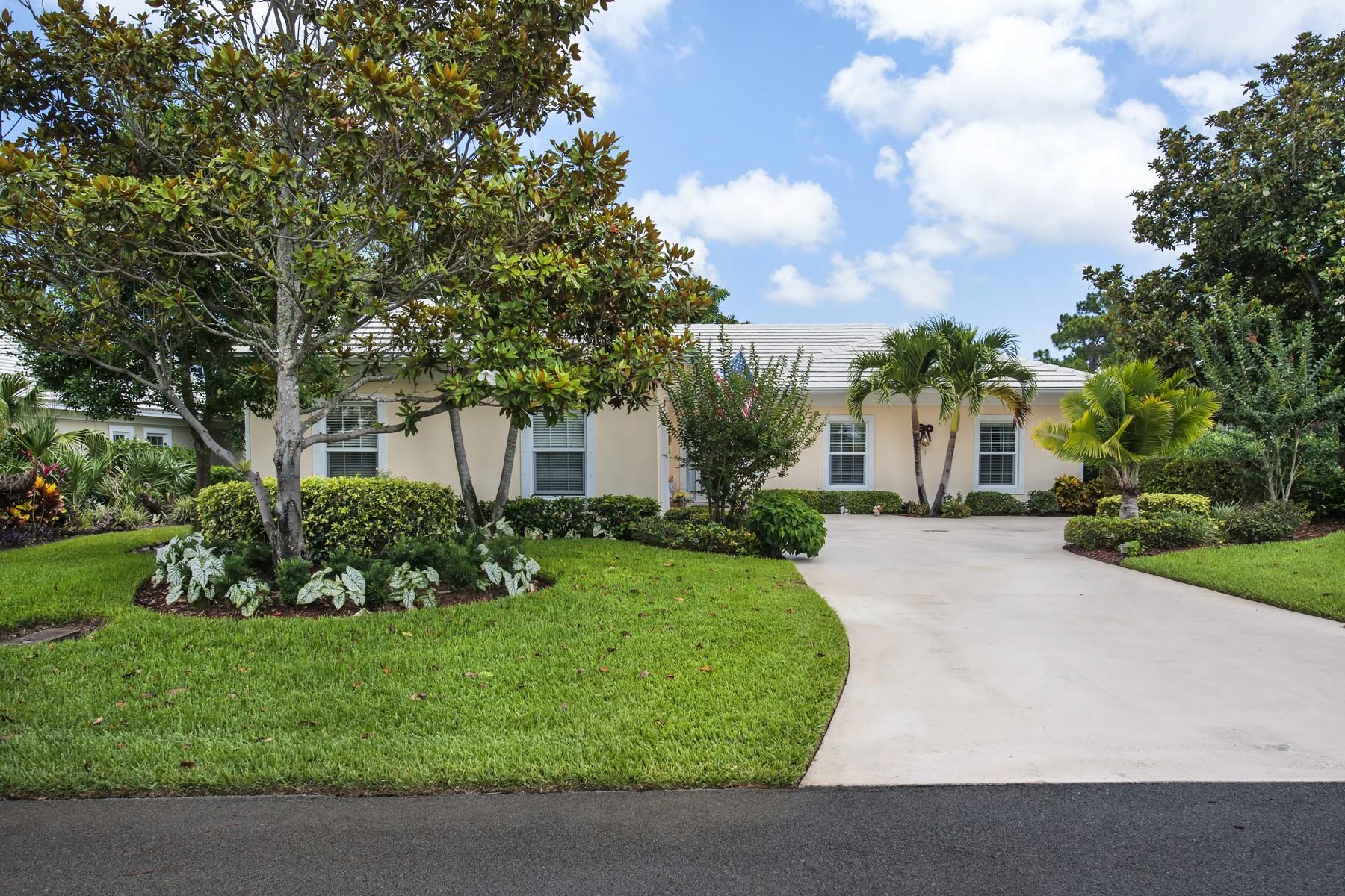 sales property at Elegant Bent Pine Villa