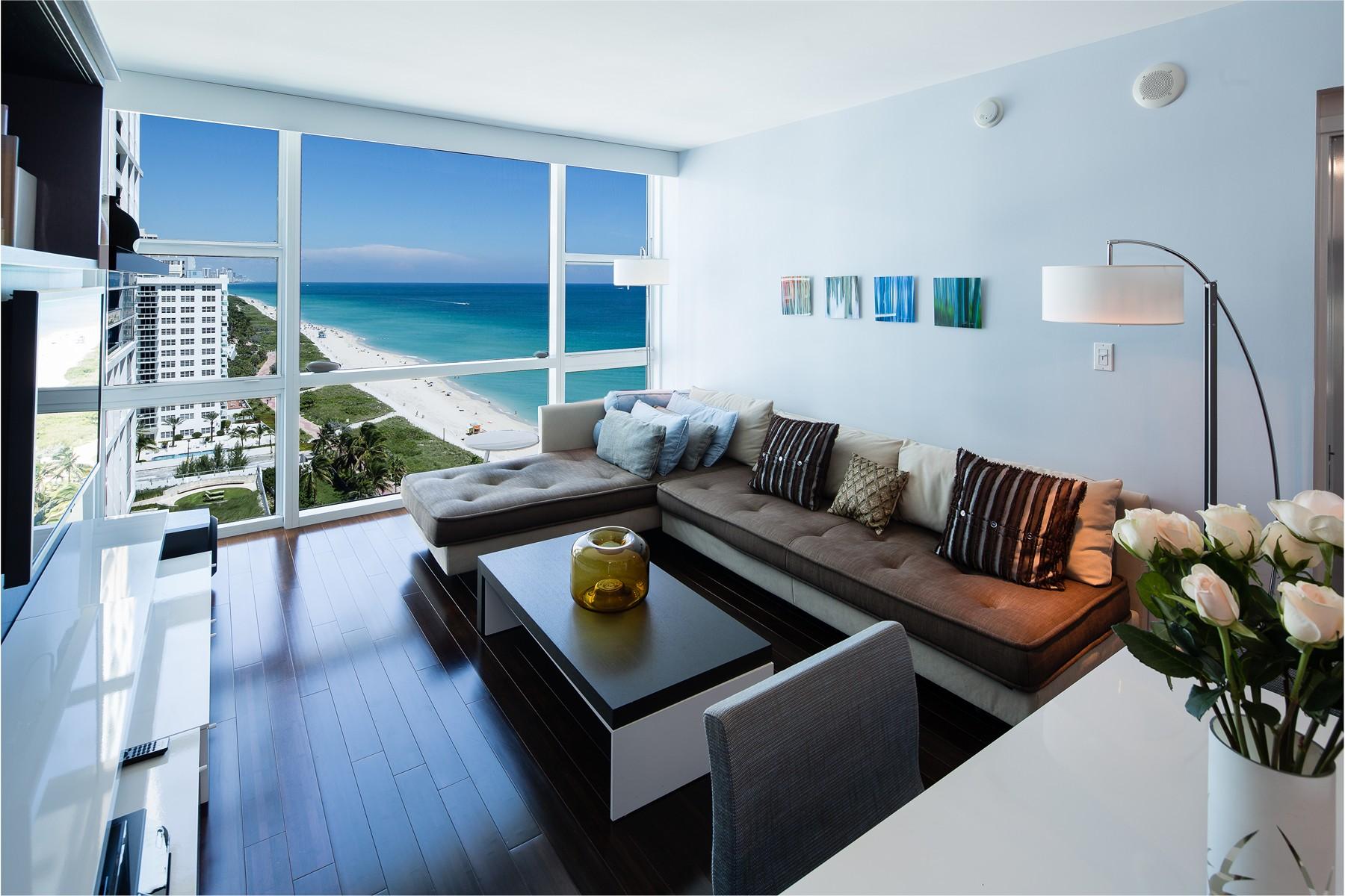Kat Mülkiyeti için Satış at 6801 Collins Ave #Lph15 6801 Collins Ave LPH15 Miami Beach, Florida, 33141 Amerika Birleşik Devletleri