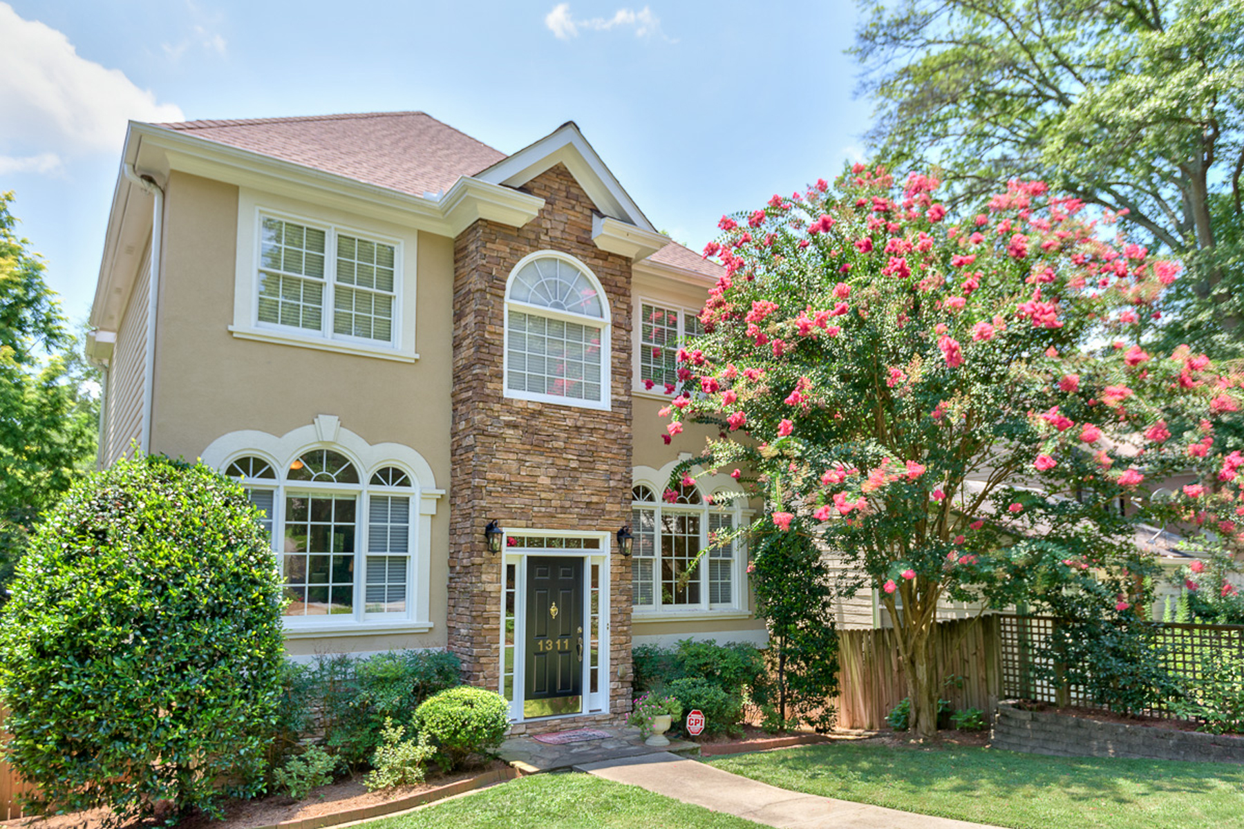 Single Family Home for Sale at Solidly Built And Has It All 1311 Oaklawn Avenue Ashford Park, Atlanta, Georgia 30319 United States