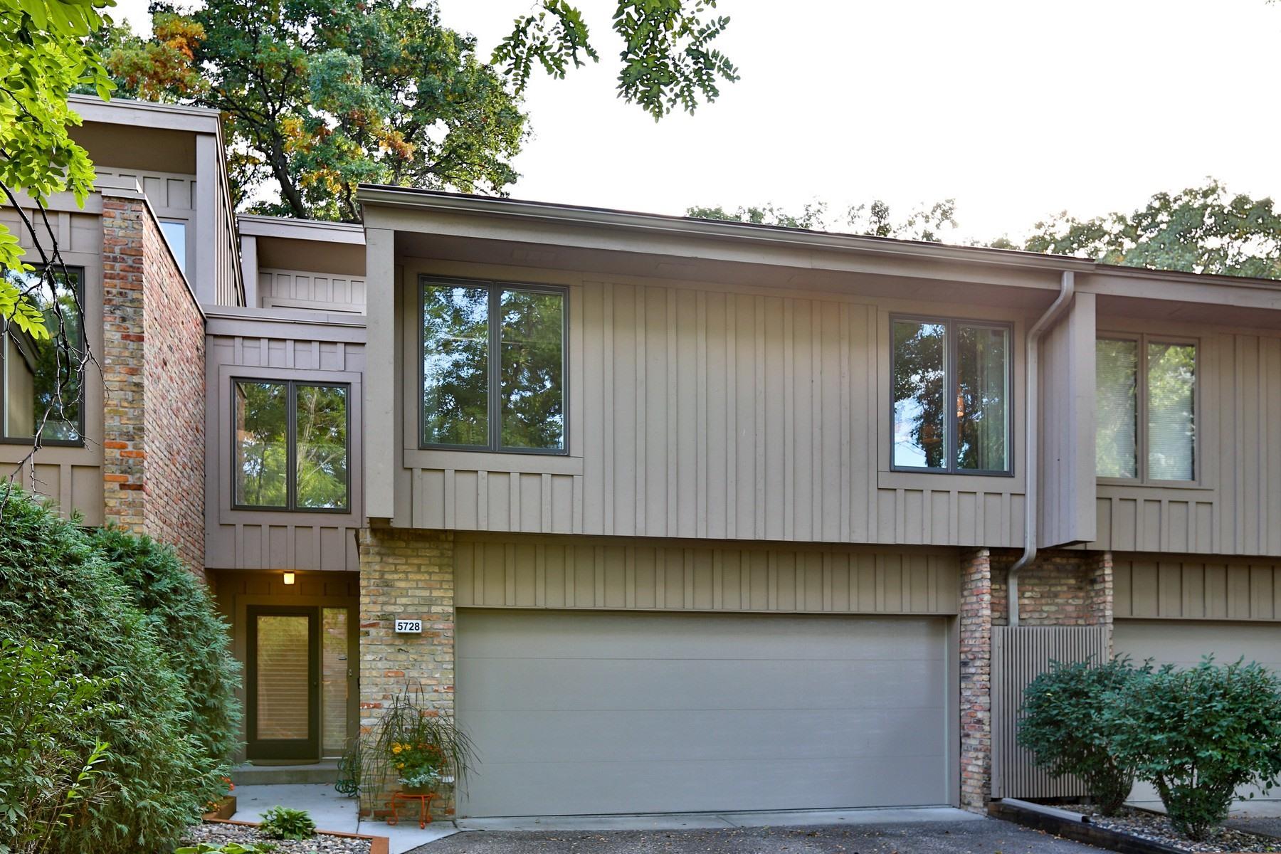 独户住宅 为 销售 在 5728 Tucker Lane 伊代纳, 明尼苏达州, 55436 美国