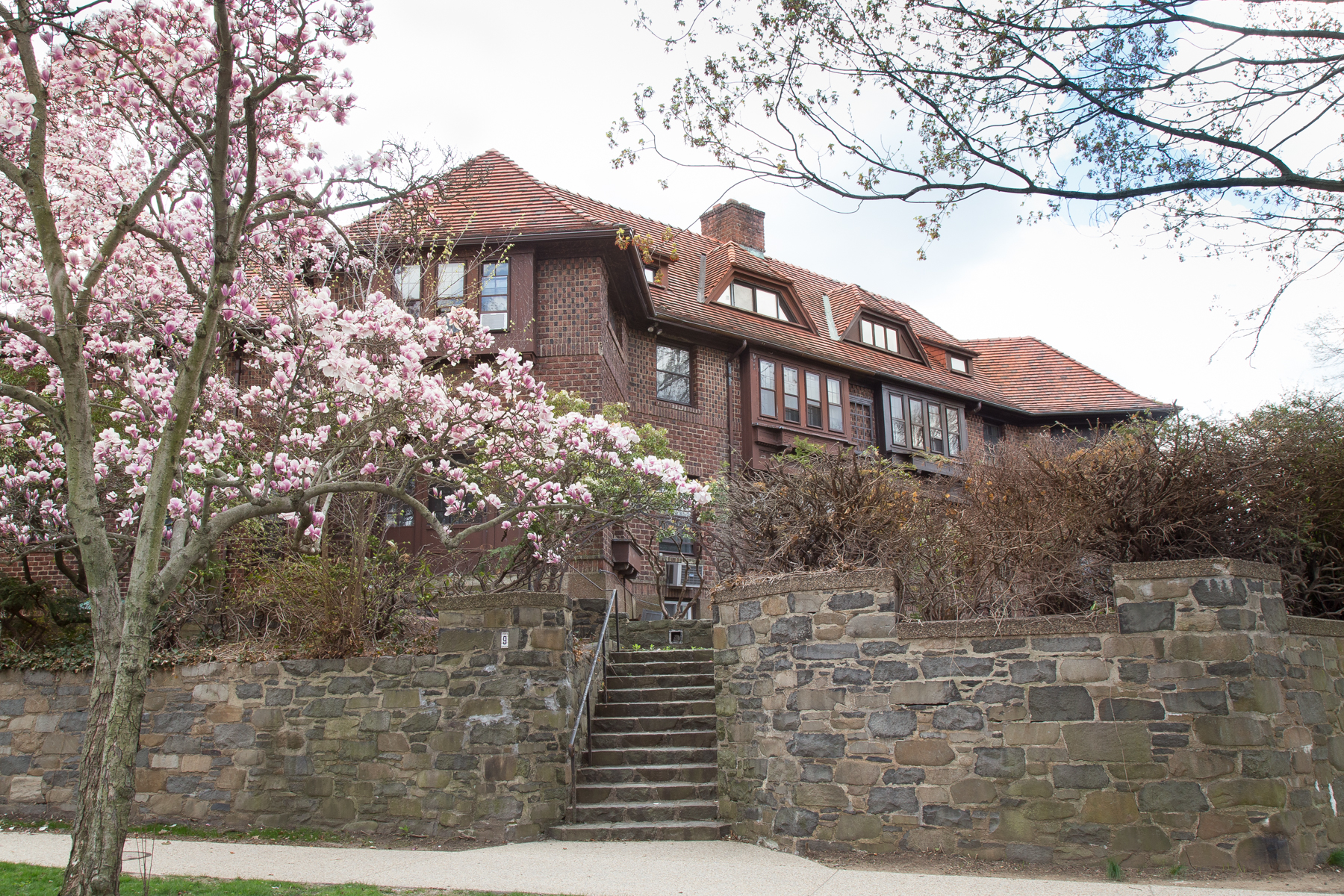 """Single Family Home for Sale at """"PARK VISTAS"""" 9 Markwood Road, Forest Hills Gardens, Forest Hills, New York 11375 United States"""