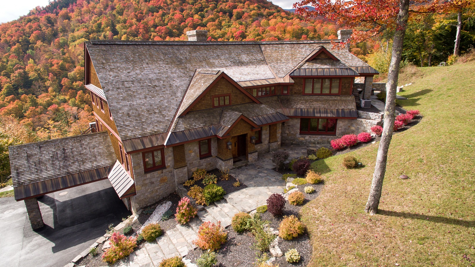 "Casa Unifamiliar por un Venta en ""The Promontory"" 3658 East Mountain Road Killington, Vermont 05751 Estados Unidos"