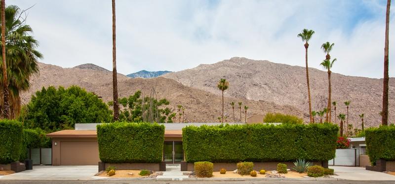 獨棟家庭住宅 為 出售 在 1575 S Via Salida Palm Springs, 加利福尼亞州 92264 美國