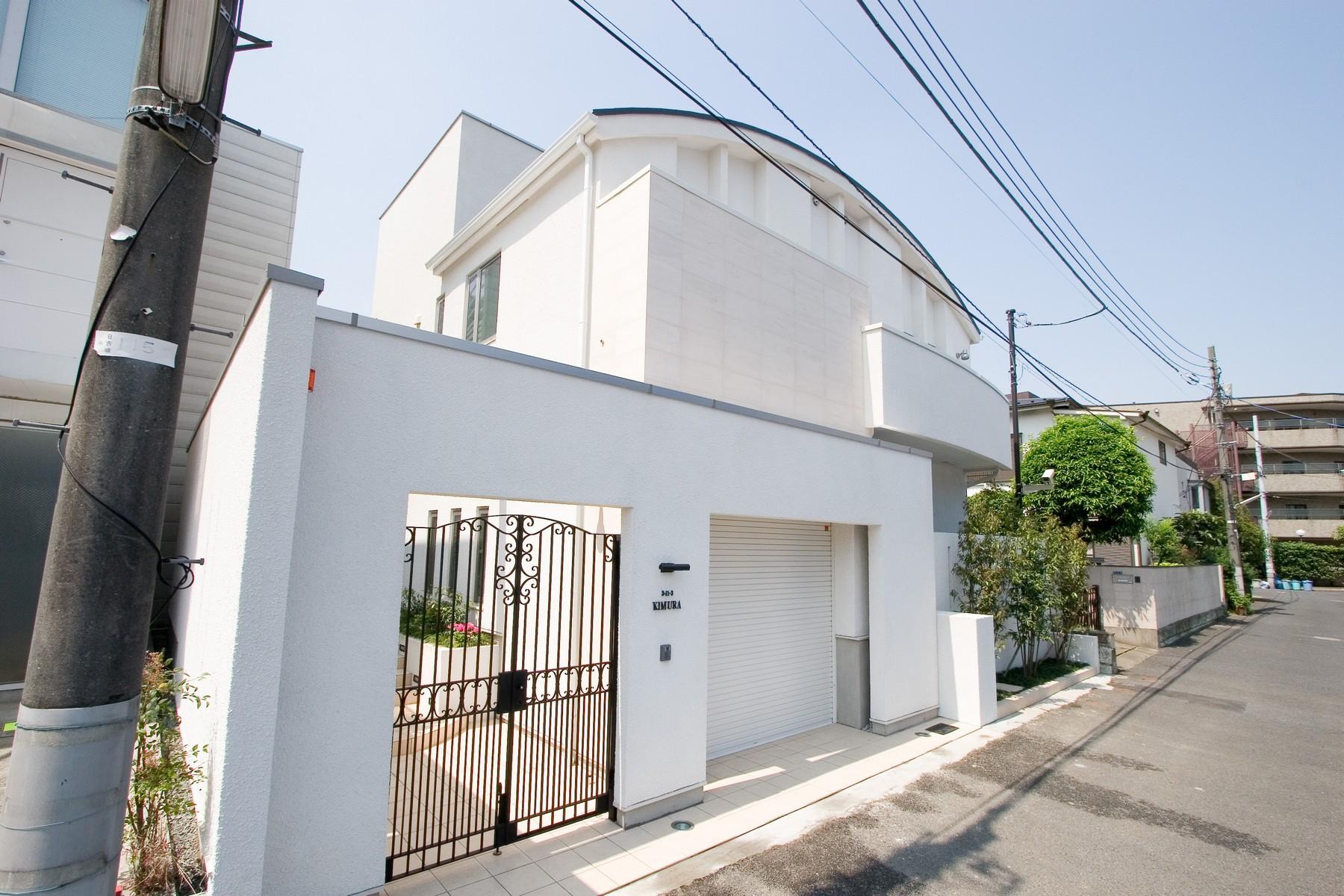 Villa per Vendita alle ore Shirokanedai Residence Minato-Ku, Tokyo Giappone