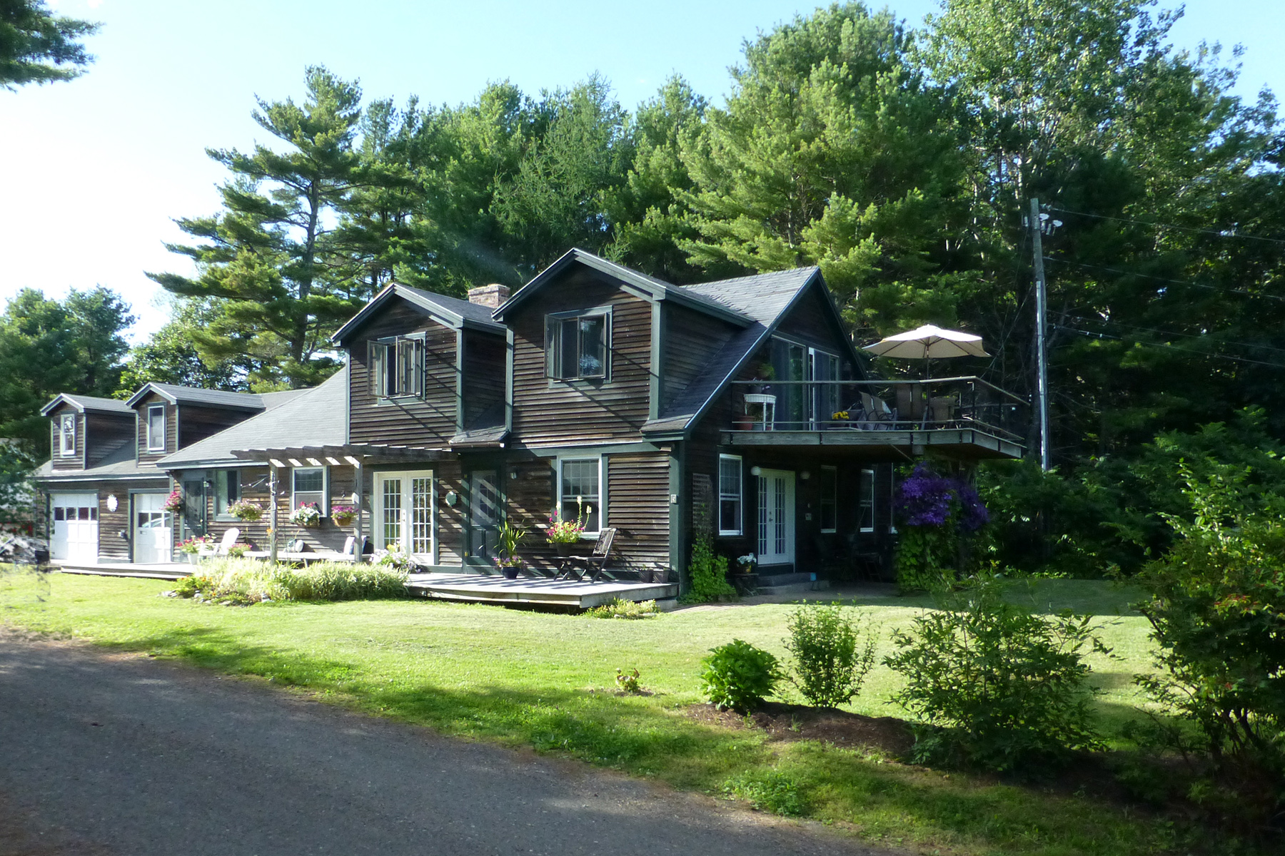 Single Family Home for Sale at Ice Pond Road 5 Ice Pond Road Boothbay, Maine 04537 United States