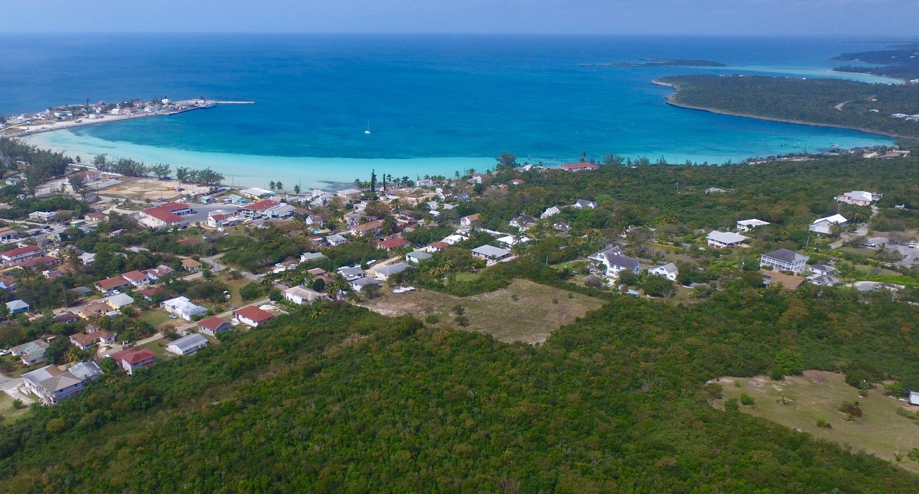 土地 のために 売買 アット Governor's Harbour Hillside Vacant Land Governors Harbour, エリューセラ, バハマ