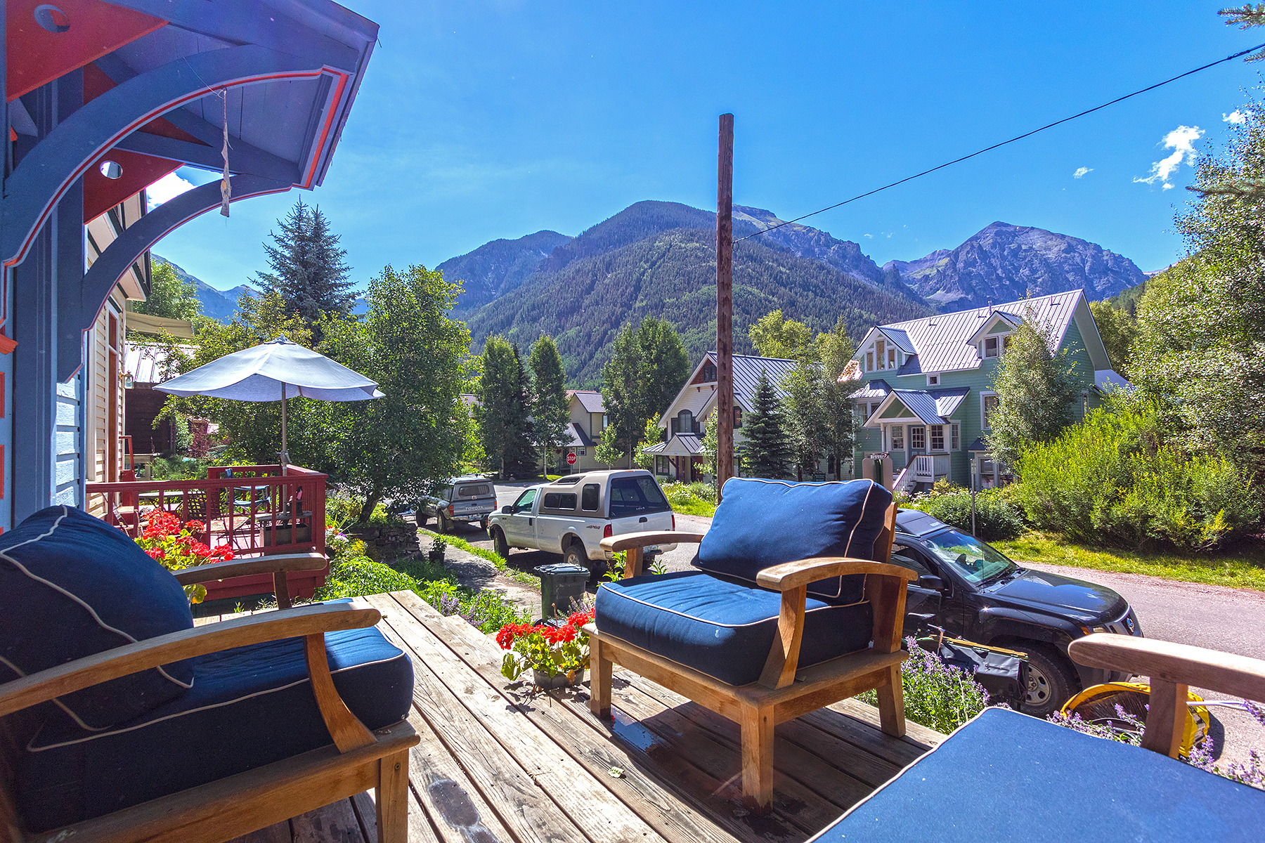 Single Family Home for Sale at 421 E. Columbia Avenue Telluride, Colorado, 81435 United States