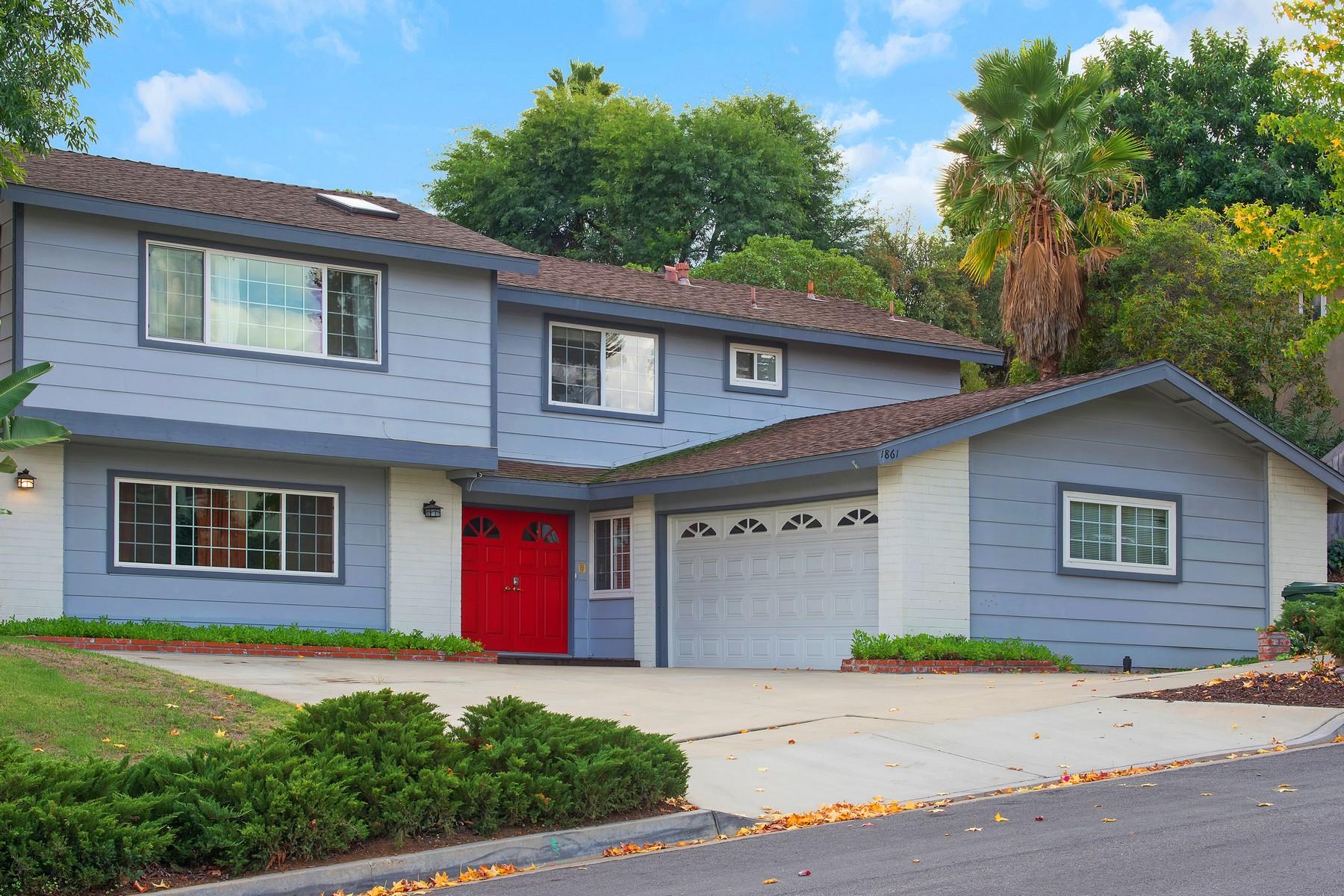 Villa per Vendita alle ore 1861 Craigmore Avenue Escondido, California 92027 Stati Uniti