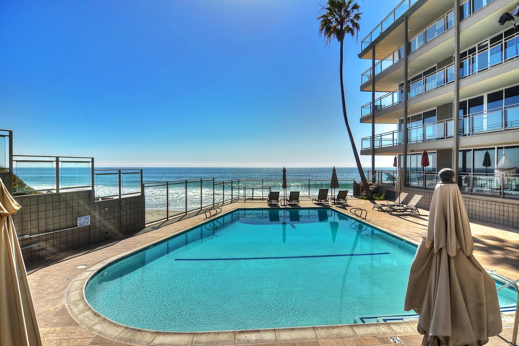 共管物業 為 出售 在 1585 South Coast Highway #4 Laguna Beach, 加利福尼亞州, 92651 美國