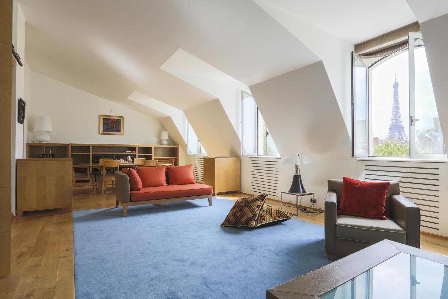Casa Unifamiliar por un Venta en Sully - Quai d'Orsay - id. 1585 avenue Sully Prudhomme Paris, Paris 75007 Francia