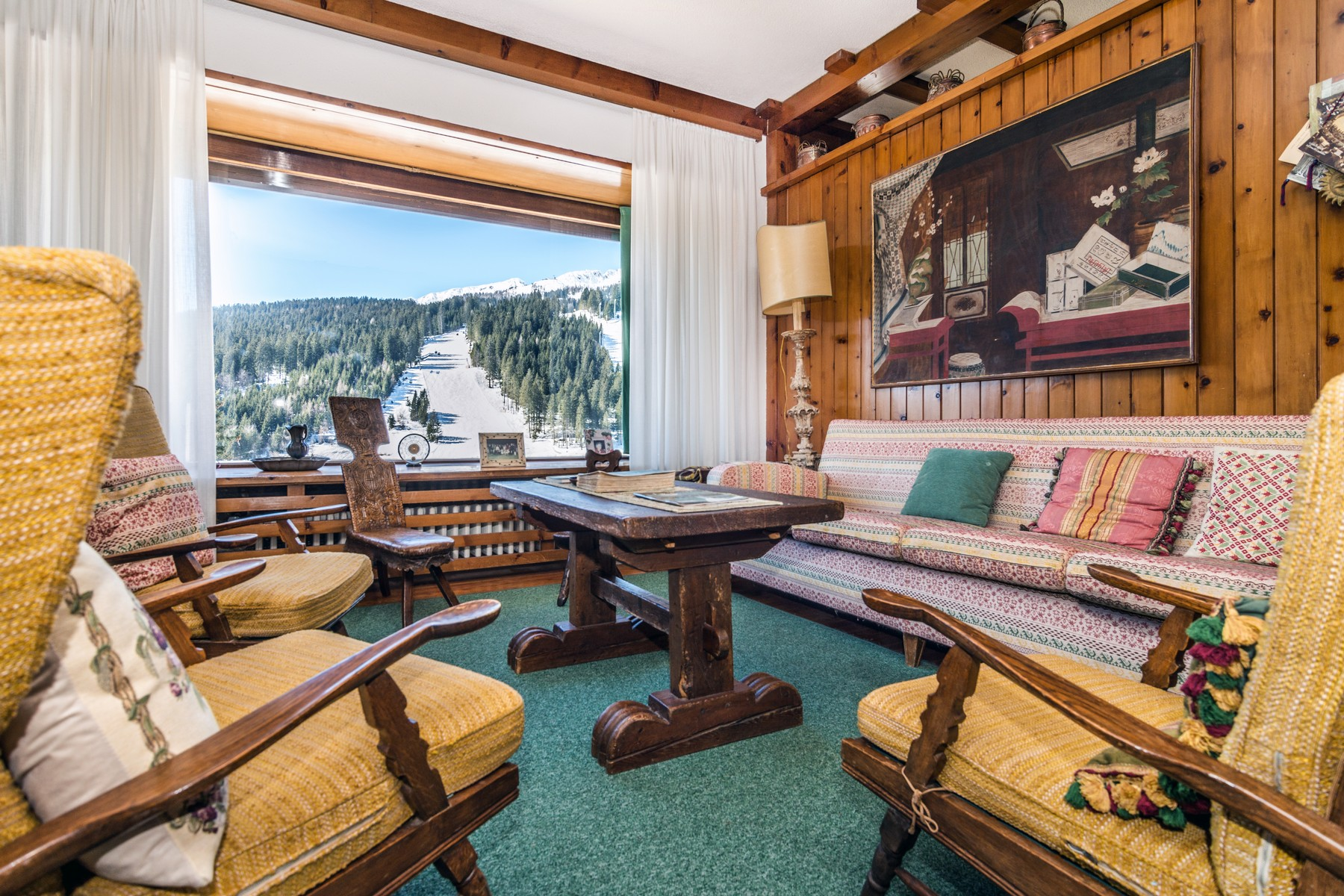 Additional photo for property listing at Mountain villa with private park on the Dolomites Madonna di Campiglio Madonna Di Campiglio, Trento 38086 Italy