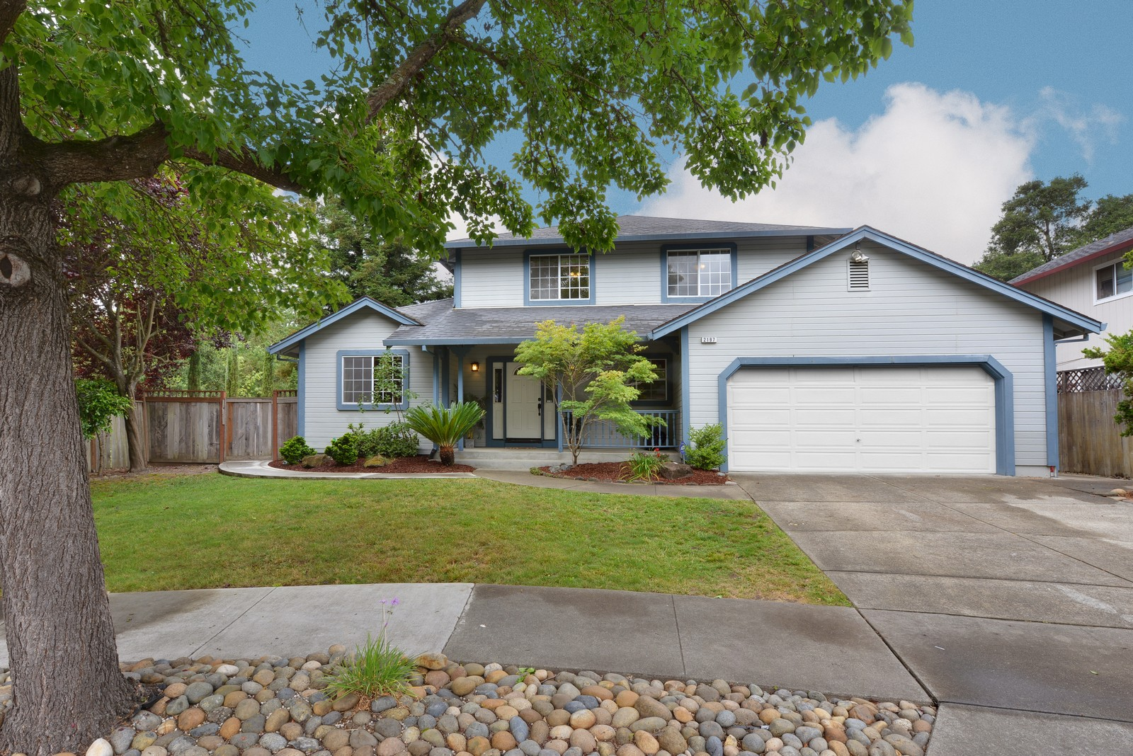 Single Family Home for Sale at 2197 Zinfandel Drive Santa Rosa, California, 95403 United States