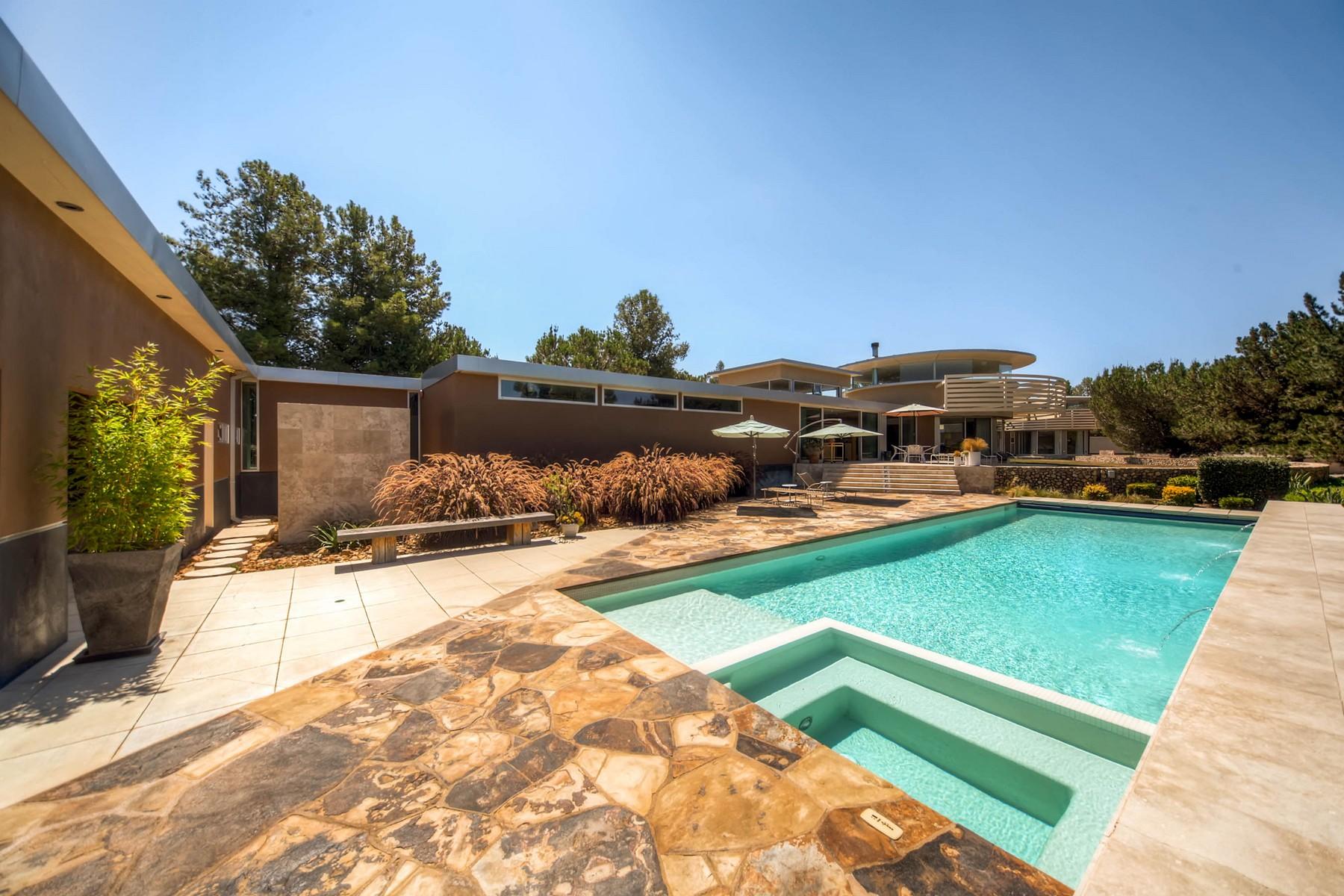 Maison unifamiliale pour l Vente à 7040 Elfin Oaks Road Escondido, Californie 92029 États-Unis