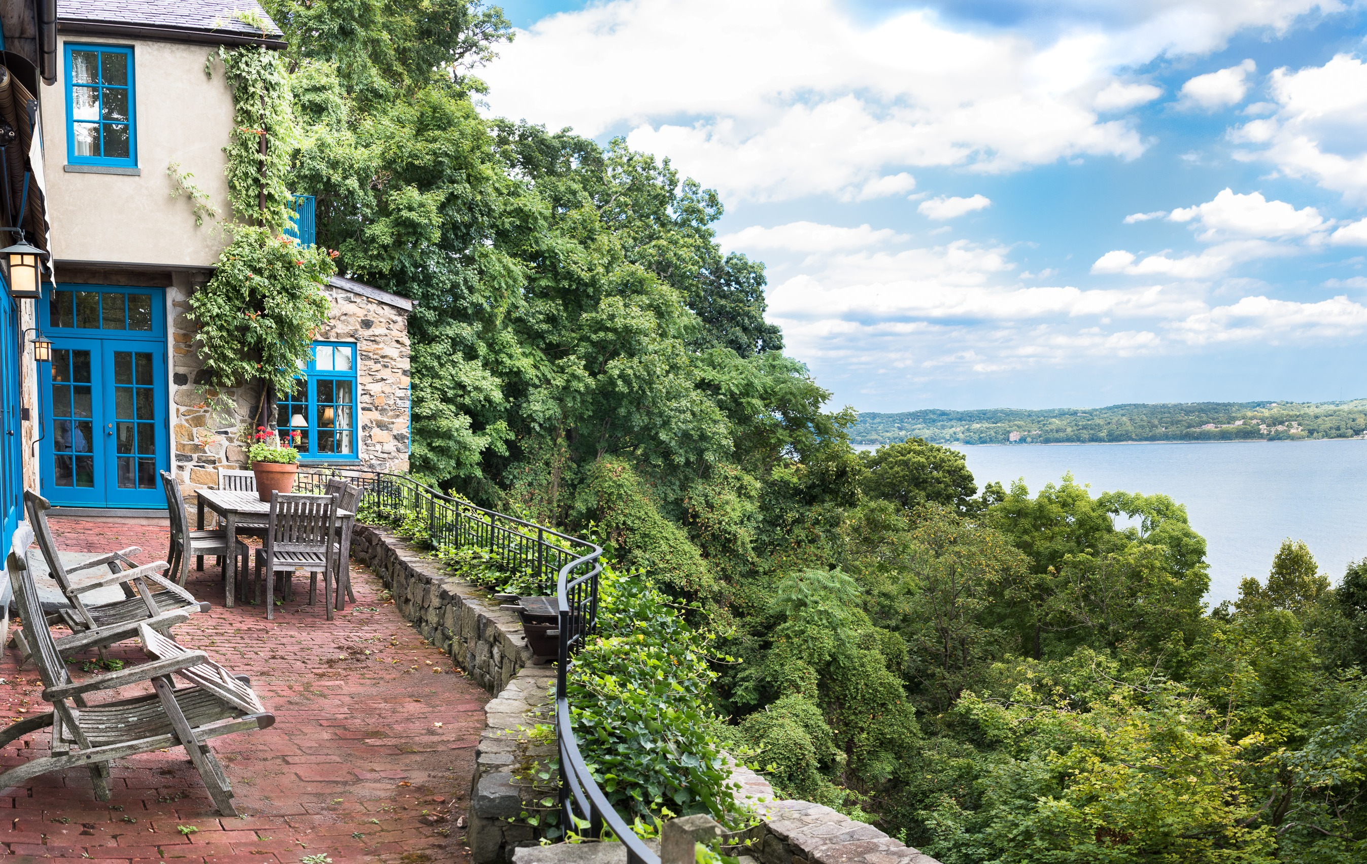 sales property at Hudson River View Stone House