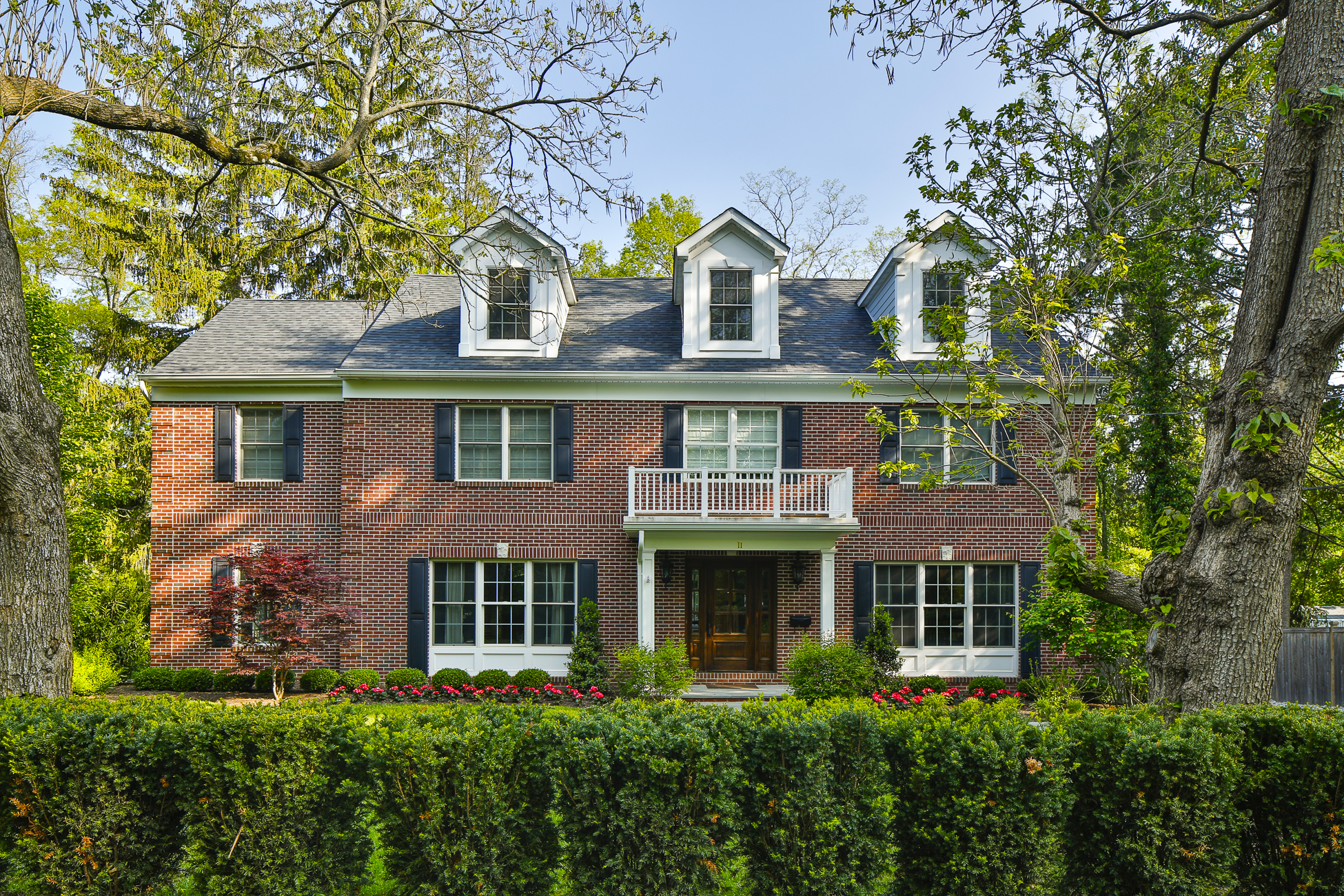단독 가정 주택 용 매매 에 Splendid New Home with Dash of History 11 Westcott Road Princeton, 뉴저지, 08540 미국