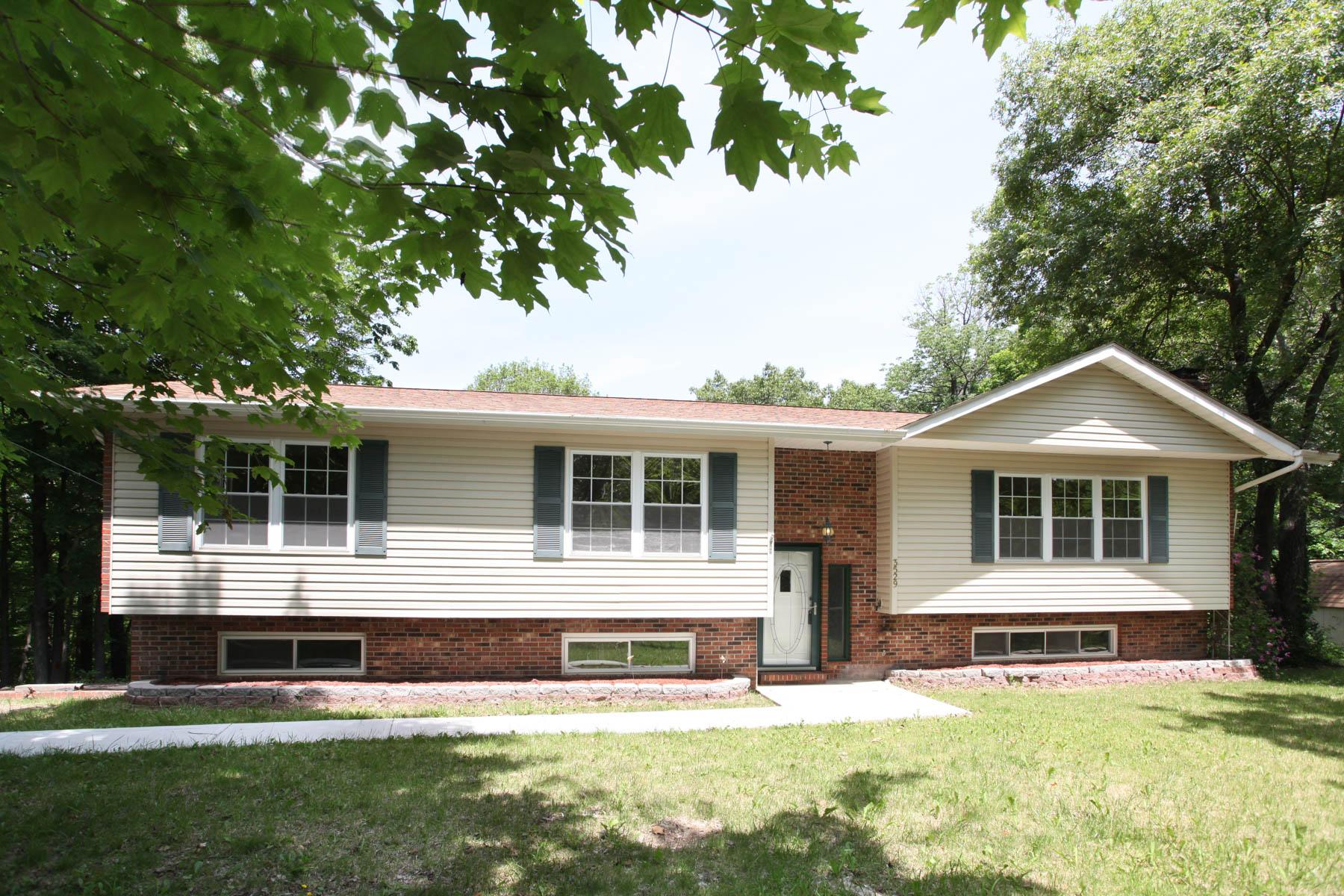 Maison unifamiliale pour l Vente à Upper Moss Hollow 3529 Upper Moss Hollow Barnhart, Missouri, 63012 États-Unis