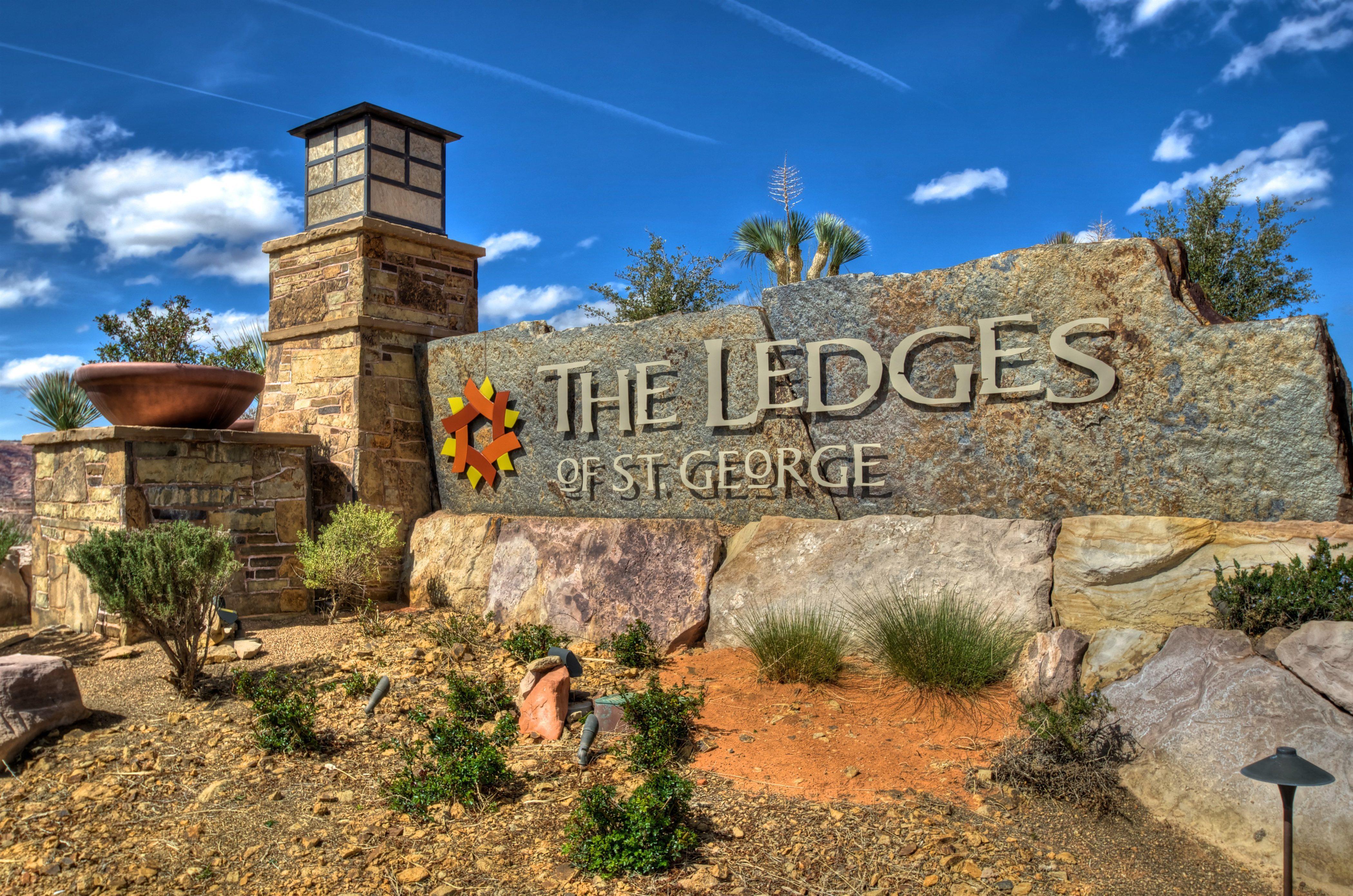 Terreno por un Venta en Spectacular Ledges View Lot Lot 234 Rising Sun Drive St. George, Utah, 84770 Estados Unidos