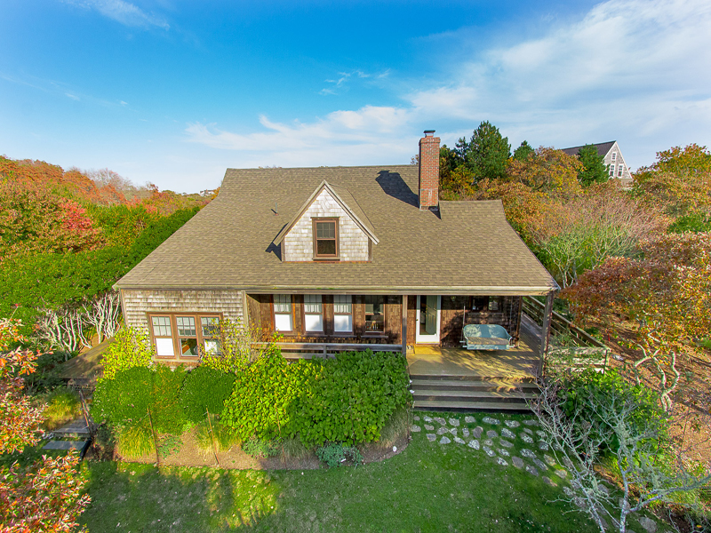 Single Family Home for Sale at Perfect Getaway! 20 Quidnet Road Nantucket, Massachusetts, 02554 United States