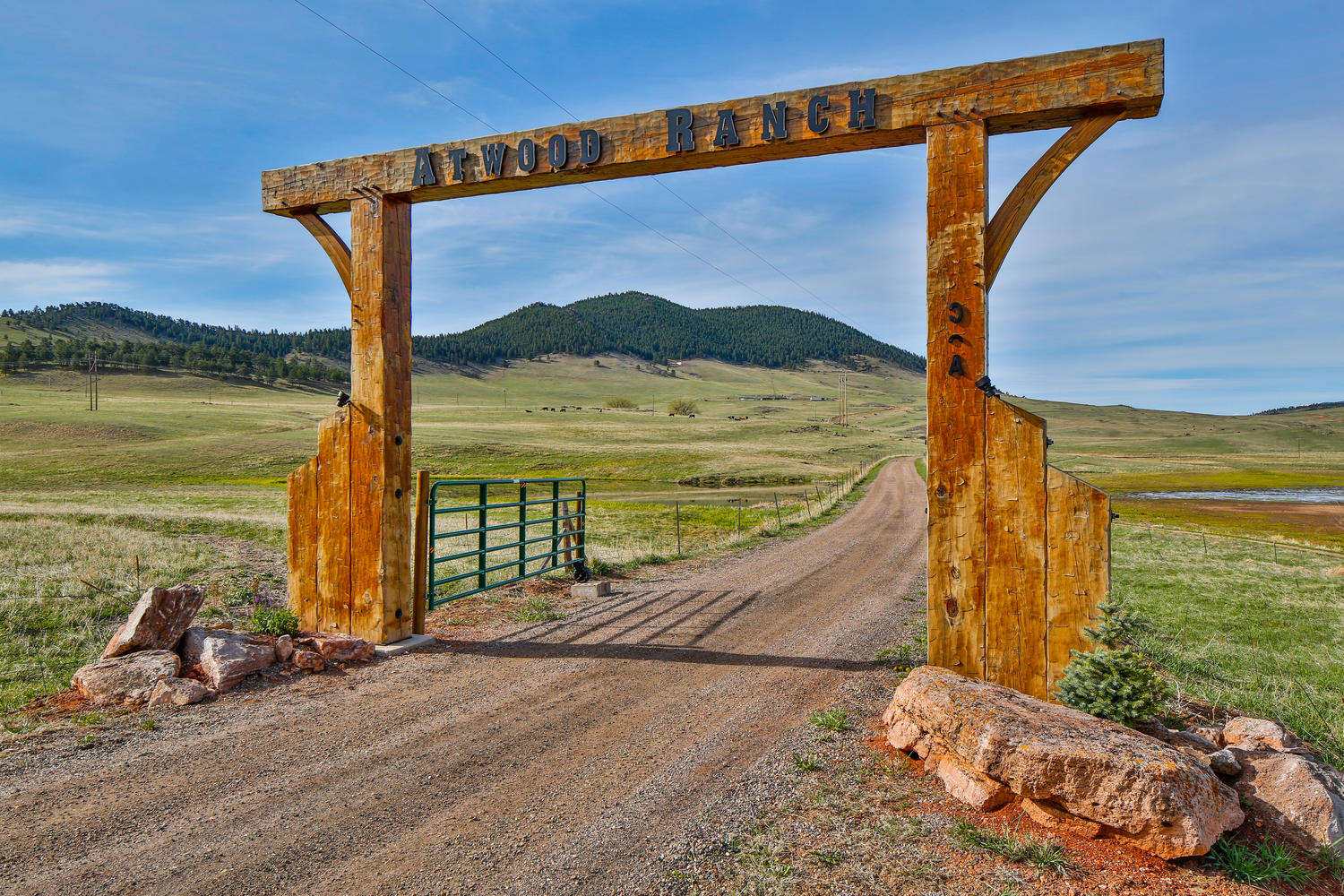 sales property at Atwood Ranch