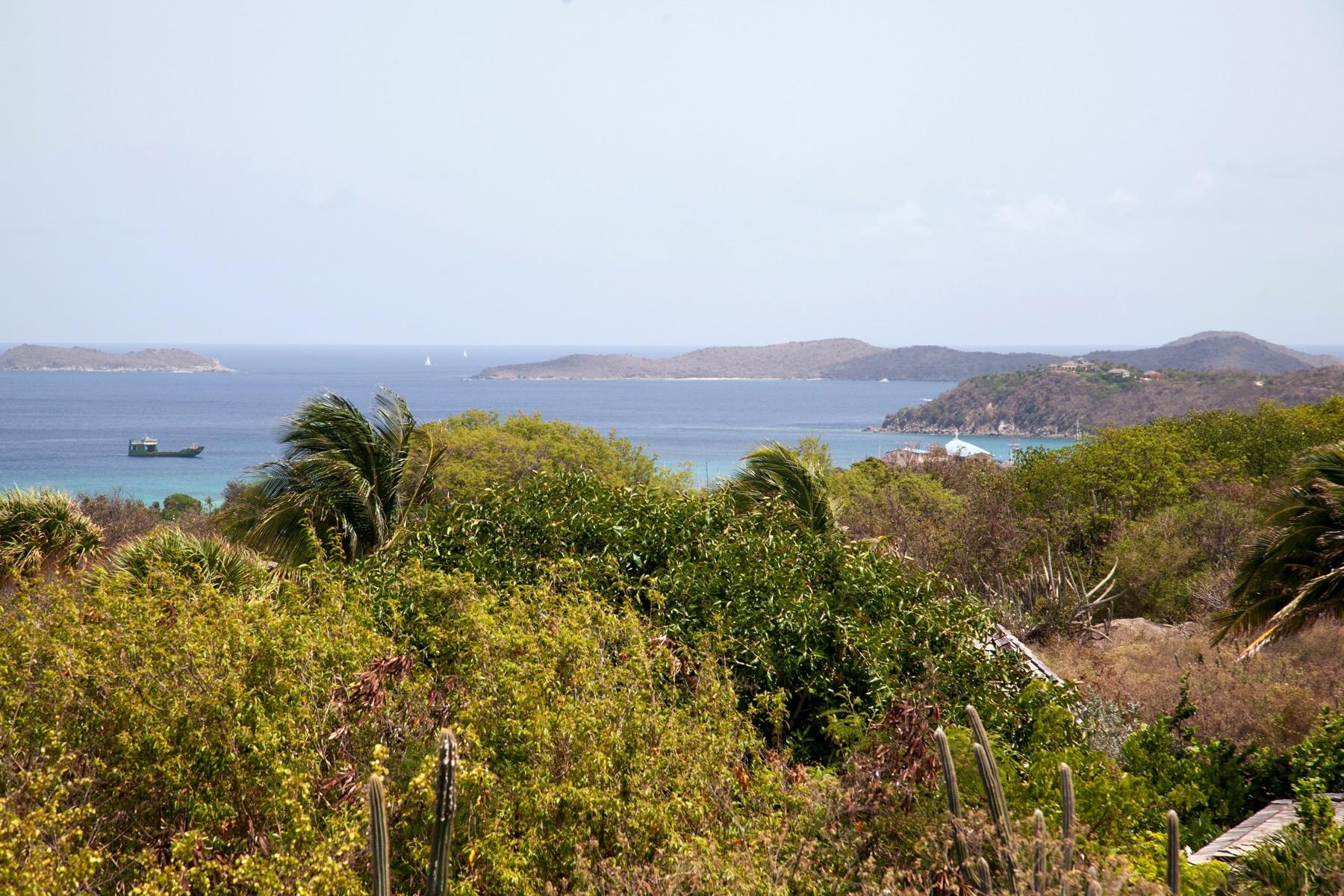 Land for Sale at Coppermine Ridge Land Copper Mine, Virgin Gorda British Virgin Islands