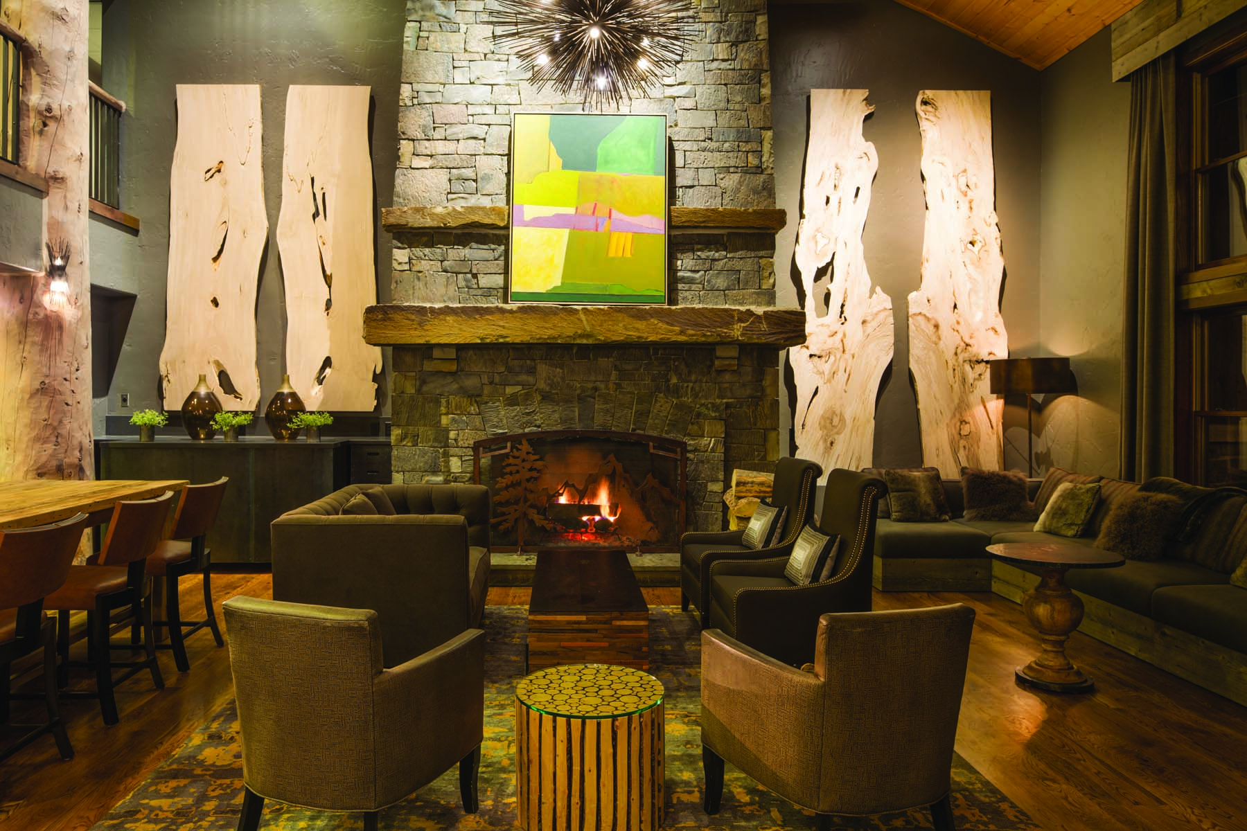Condomínio para Venda às 3 Bedroom in the Spa Addition of TML 3385 W Cody Ln #245 Teton Village, Wyoming 83025 Estados Unidos