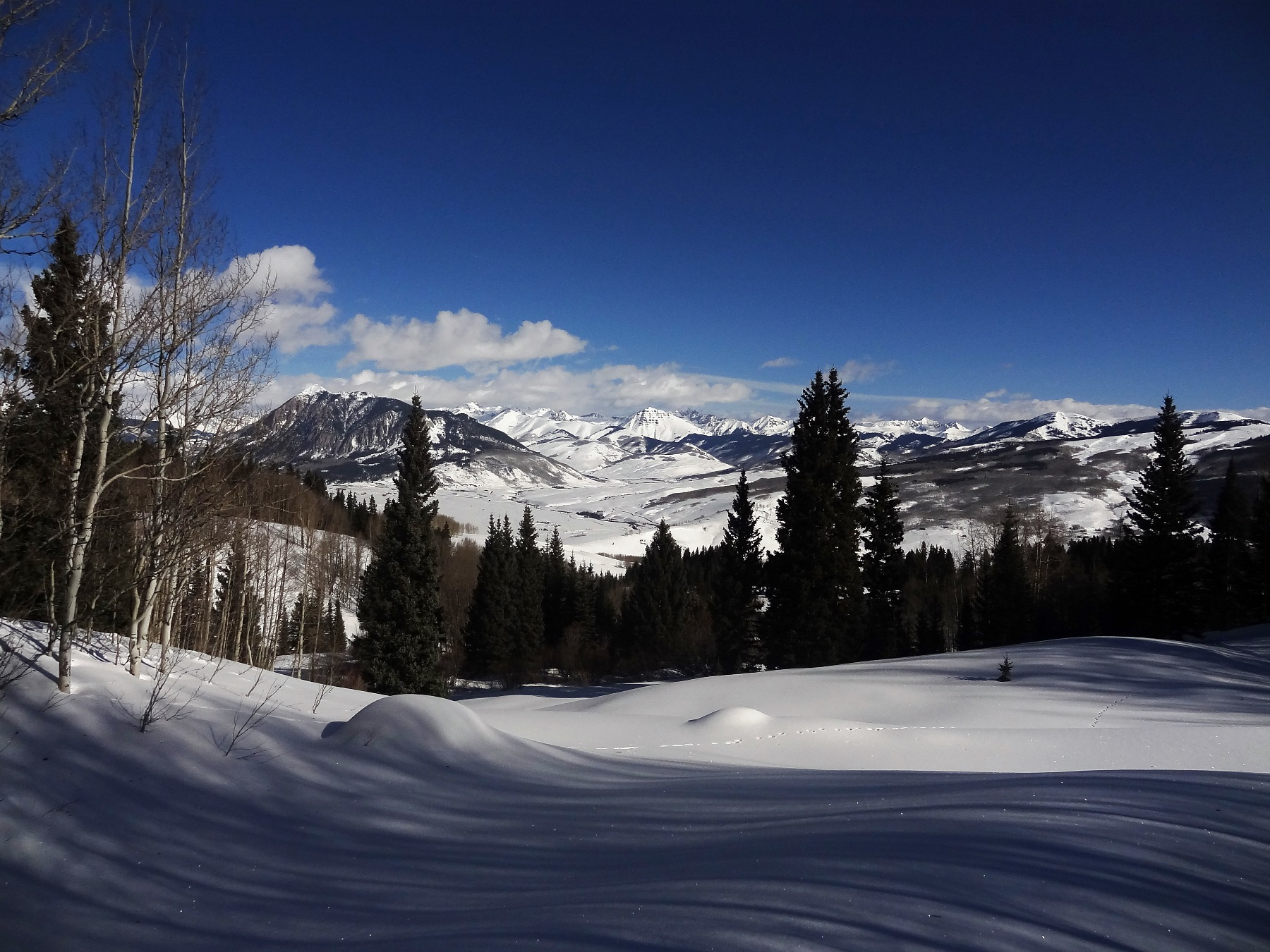 Land for Sale at Spectacular Homesite 1008 Red Mountain Ranch Road Lot 28 Crested Butte, Colorado, 81224 United States