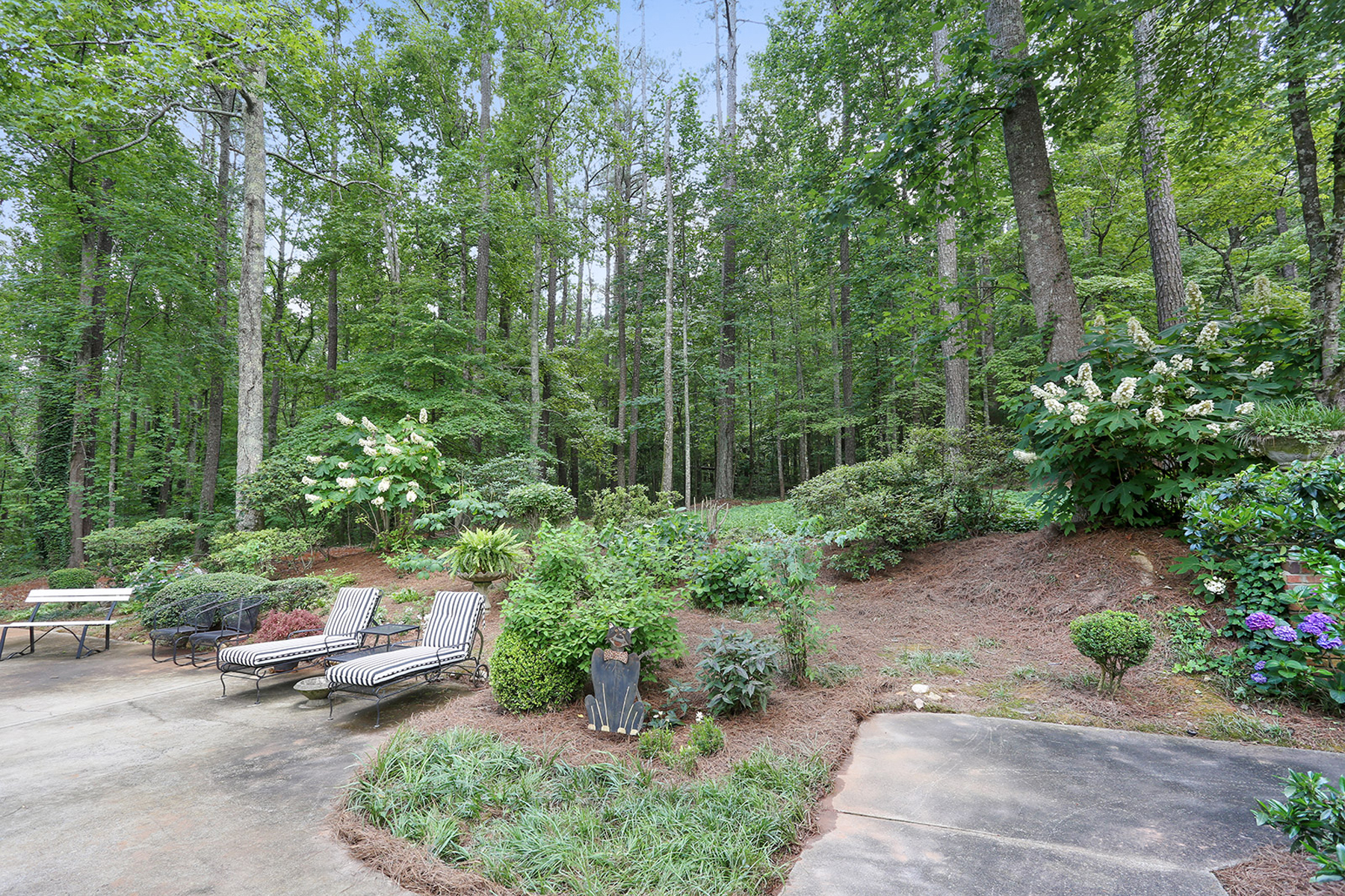 Additional photo for property listing at 12.8 Acres With House And Pond 4185 Old Stilesboro Road NW Kennesaw, ジョージア 30152 アメリカ合衆国