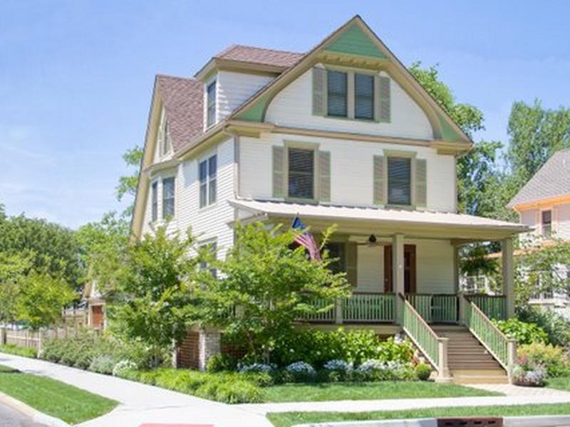 단독 가정 주택 용 매매 에 1001 Maryland Avenue Cape May, 뉴저지 08204 미국
