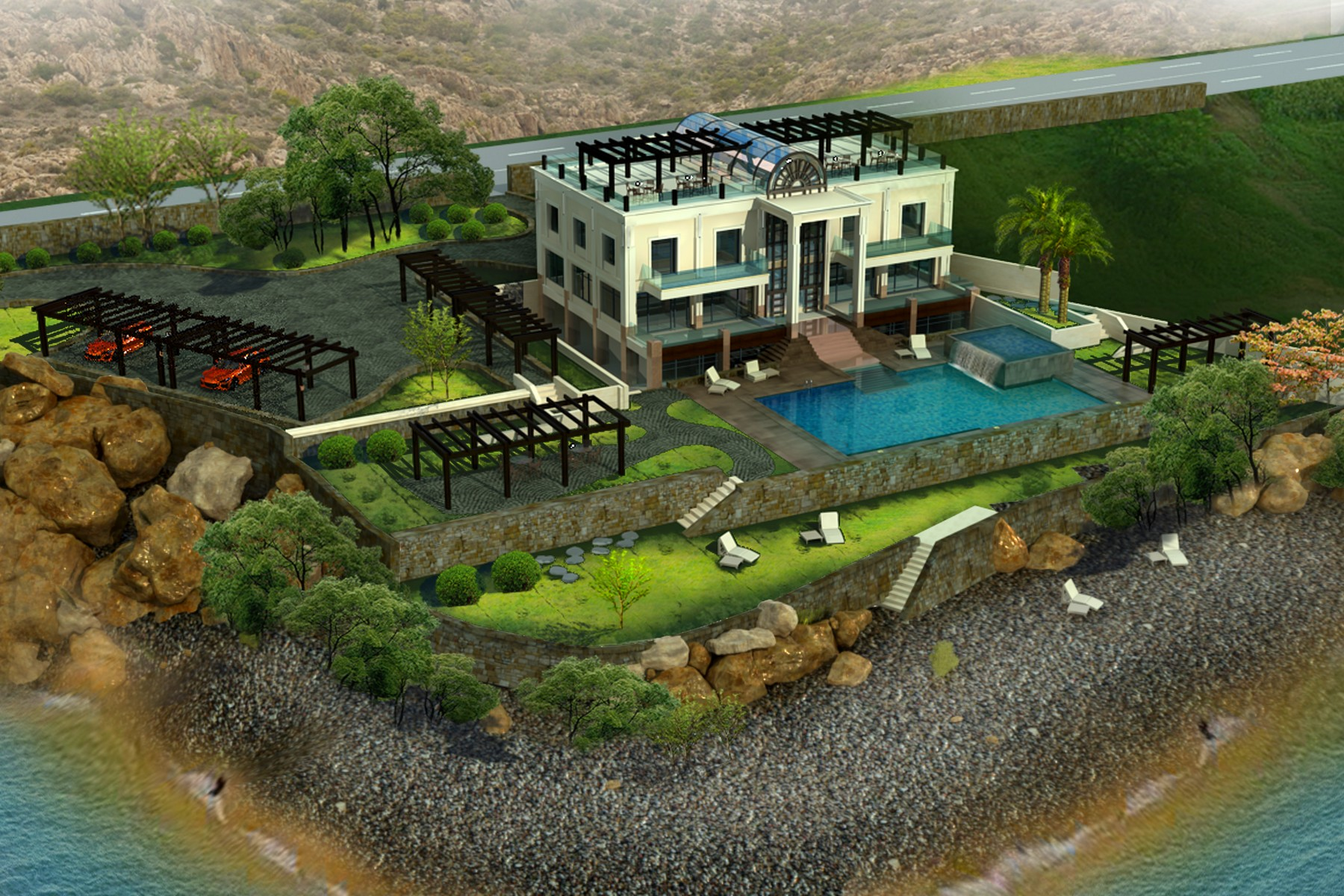 Property Of Villa Margarita