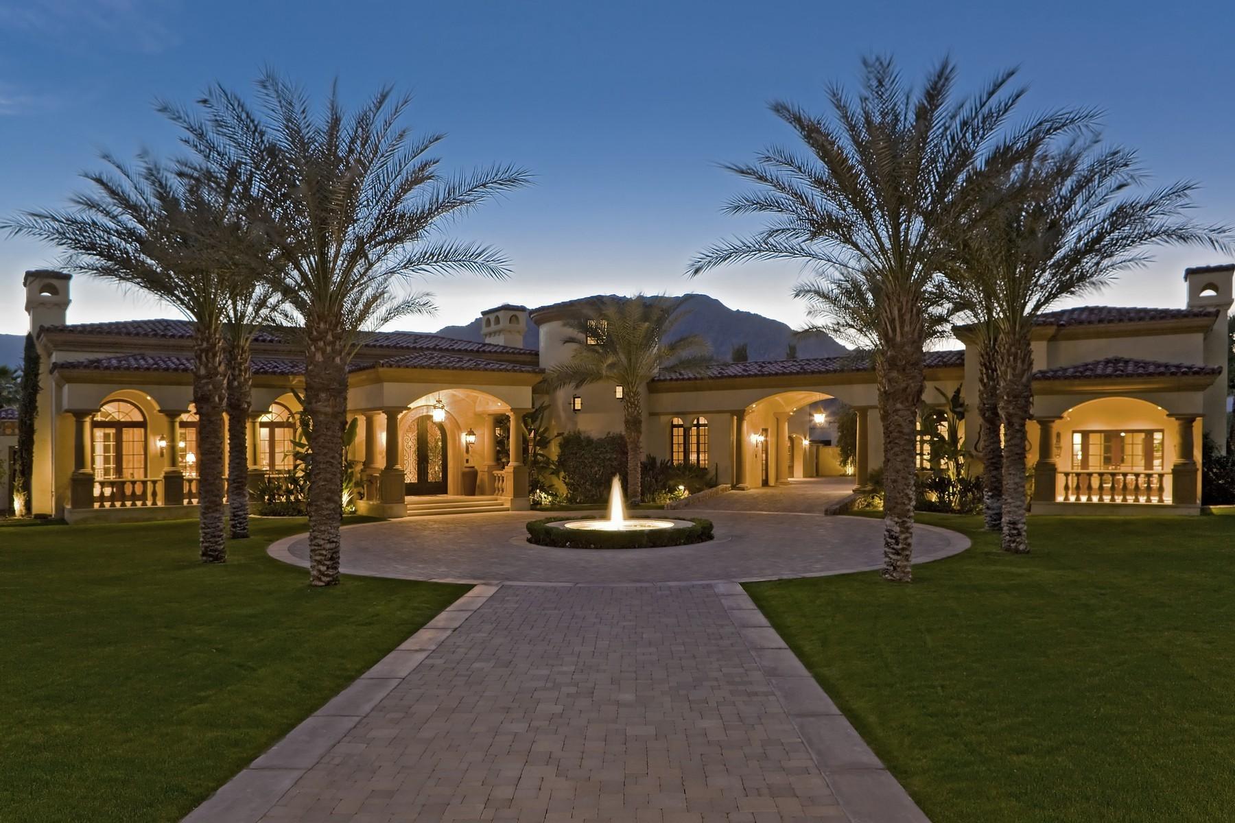 獨棟家庭住宅 為 出售 在 53317 Via Pisa La Quinta, 加利福尼亞州 92253 美國